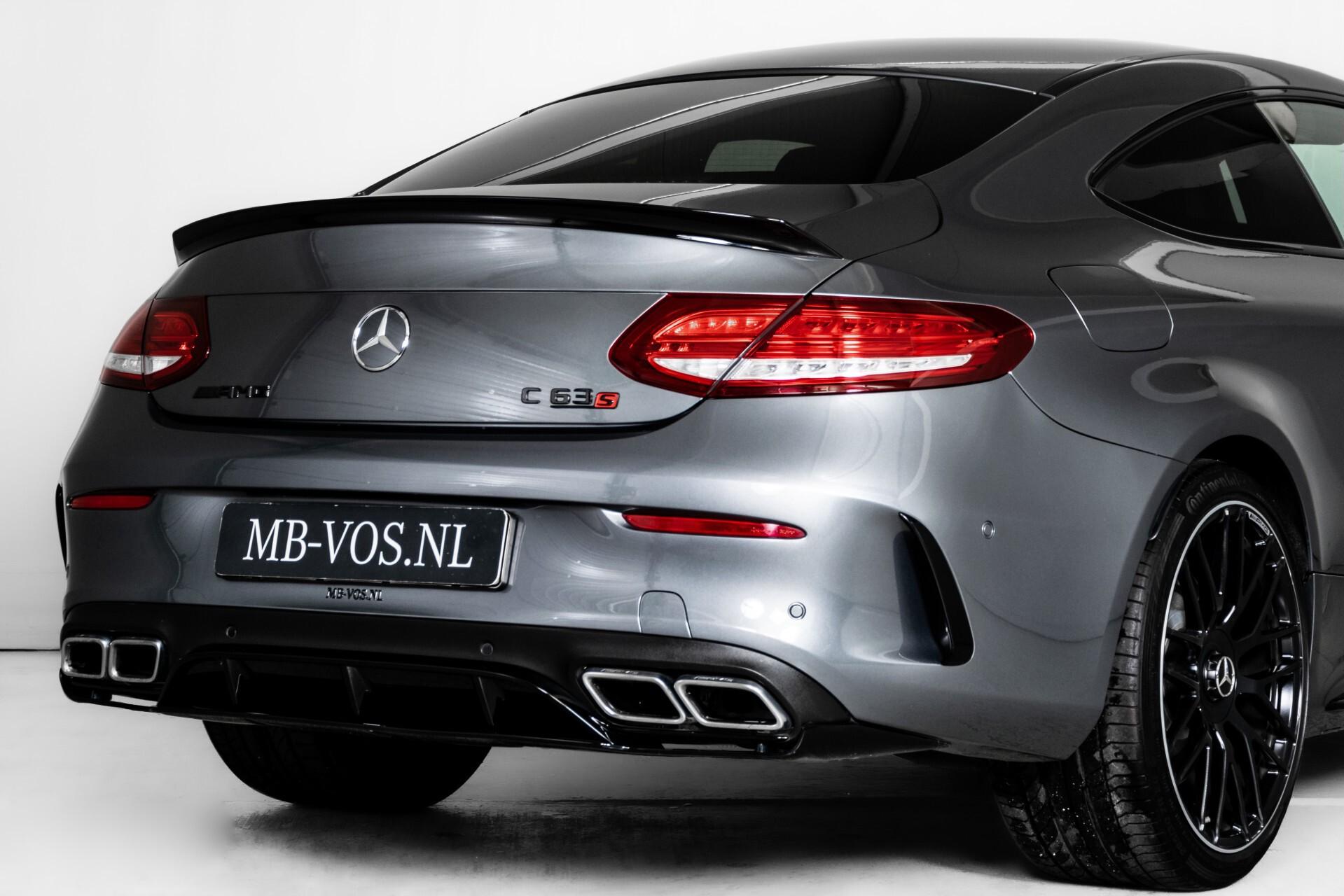 Mercedes-Benz C-Klasse Coupé 63 S AMG Edition 1 Performance/Burmester/Mem Aut7 Foto 51