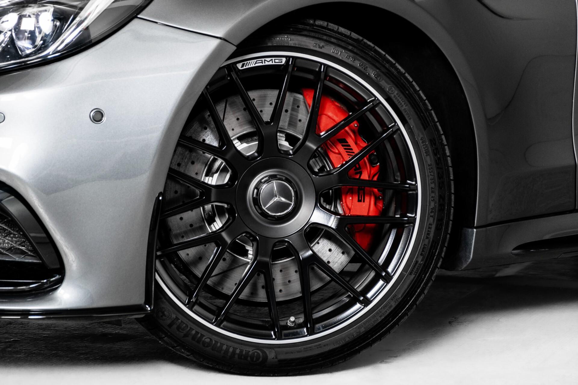 Mercedes-Benz C-Klasse Coupé 63 S AMG Edition 1 Performance/Burmester/Mem Aut7 Foto 52