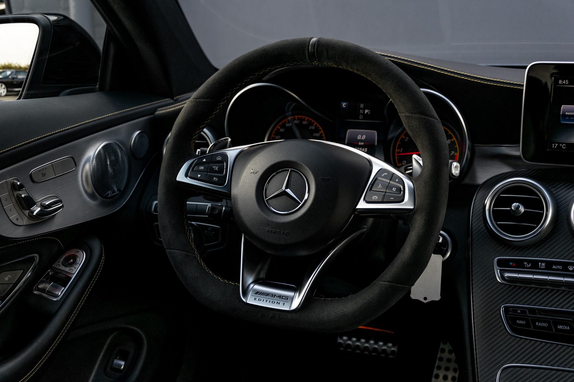 Mercedes-Benz C-Klasse Coupé 63 S AMG Edition 1 Performance/Burmester/Mem Aut7 Foto 7