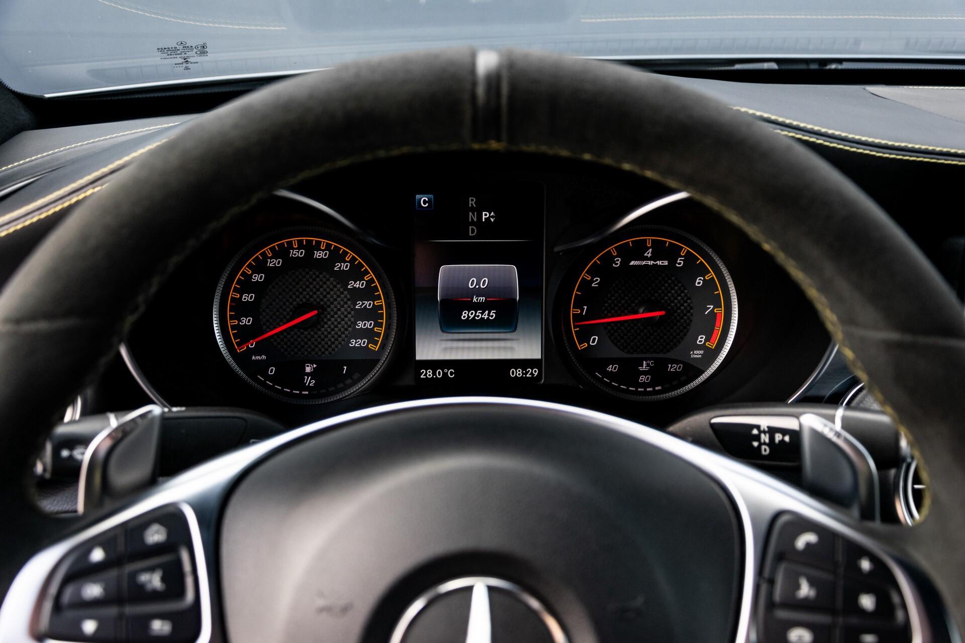 Mercedes-Benz C-Klasse Coupé 63 S AMG Edition 1 Performance/Burmester/Mem Aut7 Foto 9