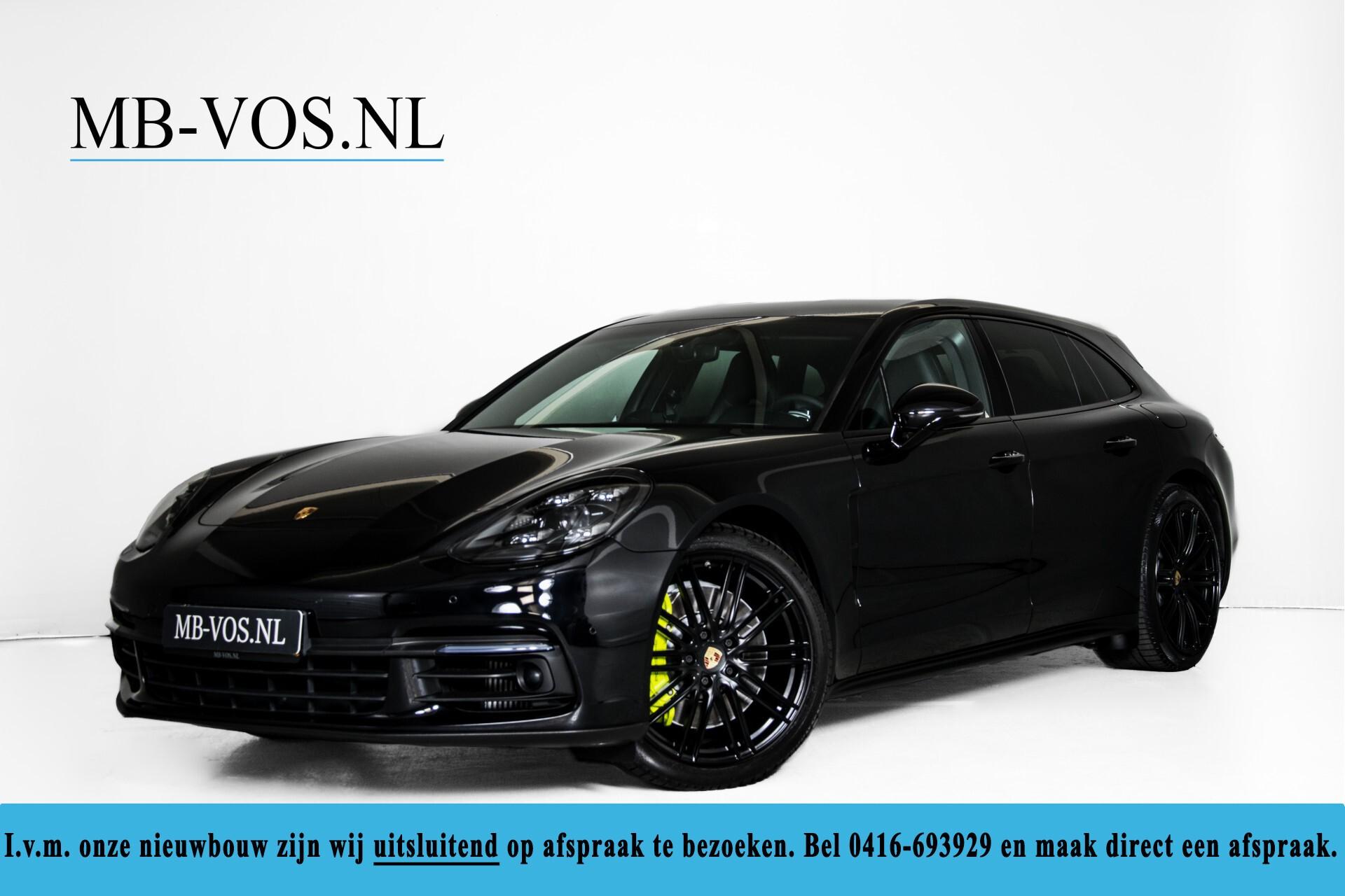 "Porsche Panamera 2.9 4 E-Hybrid Executive Innodrive/Comfortacces/21"" Turbo/Sportchrono/Bose/LED Aut8 Foto 1"