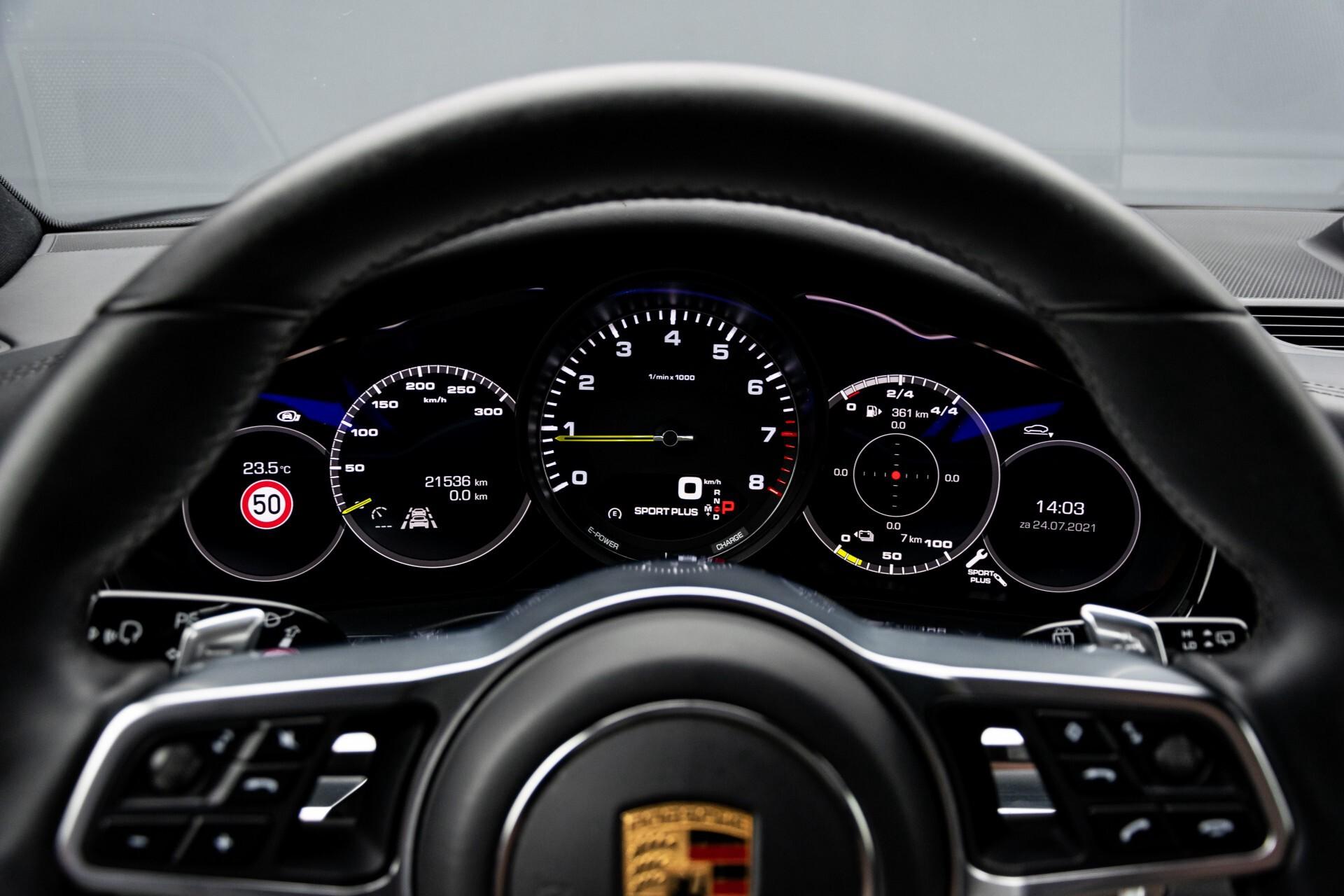 "Porsche Panamera 2.9 4 E-Hybrid Executive Innodrive/Comfortacces/21"" Turbo/Sportchrono/Bose/LED Aut8 Foto 13"