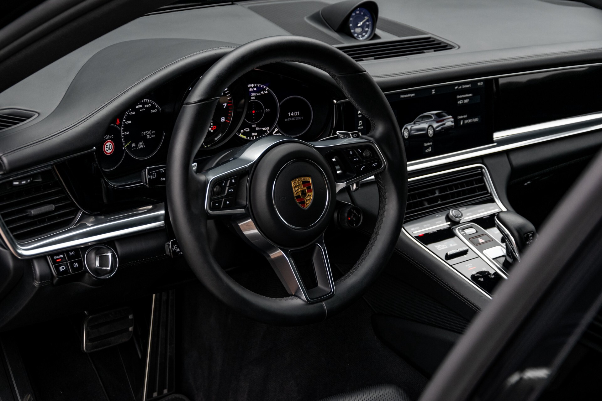 "Porsche Panamera 2.9 4 E-Hybrid Executive Innodrive/Comfortacces/21"" Turbo/Sportchrono/Bose/LED Aut8 Foto 19"