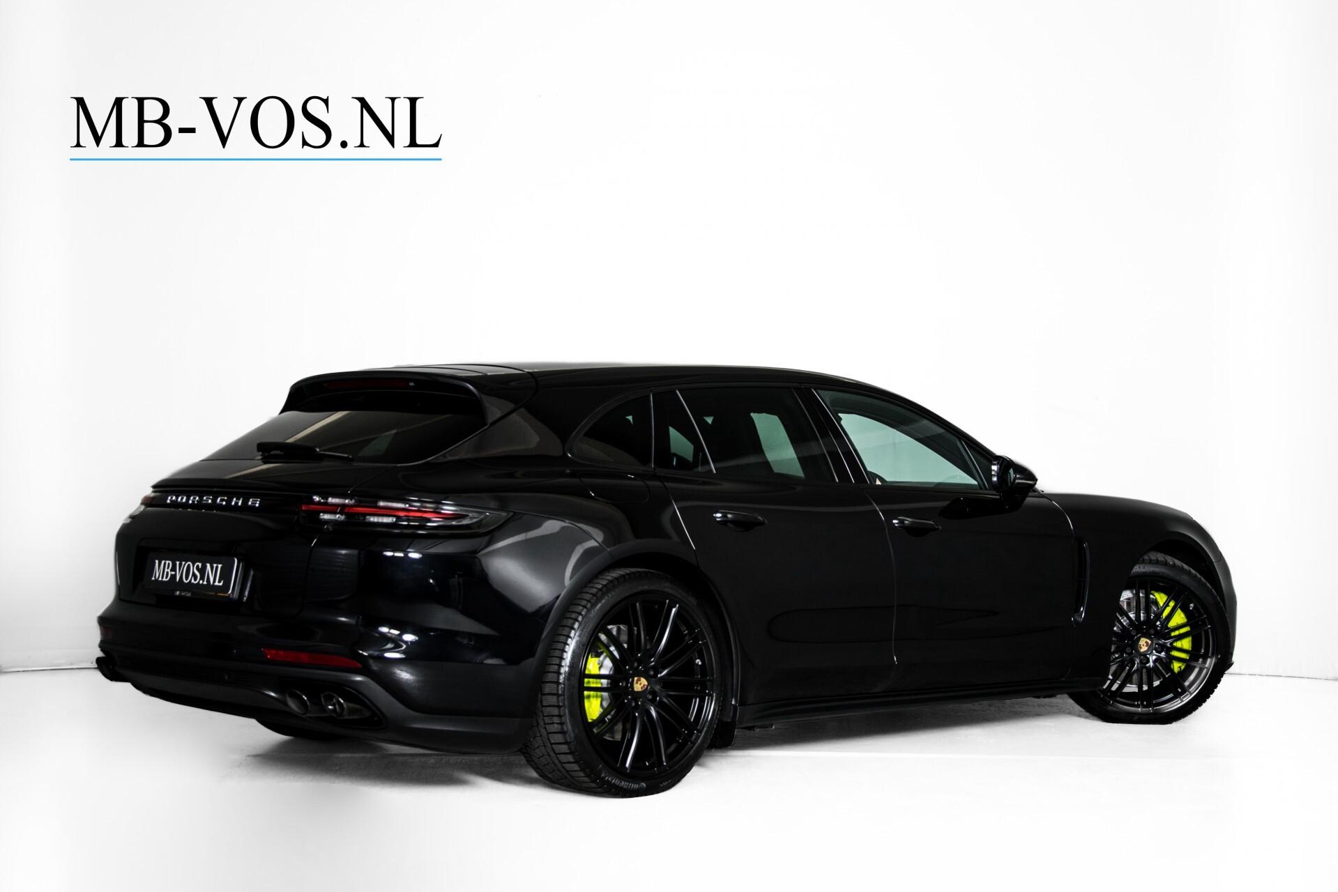 "Porsche Panamera 2.9 4 E-Hybrid Executive Innodrive/Comfortacces/21"" Turbo/Sportchrono/Bose/LED Aut8 Foto 2"