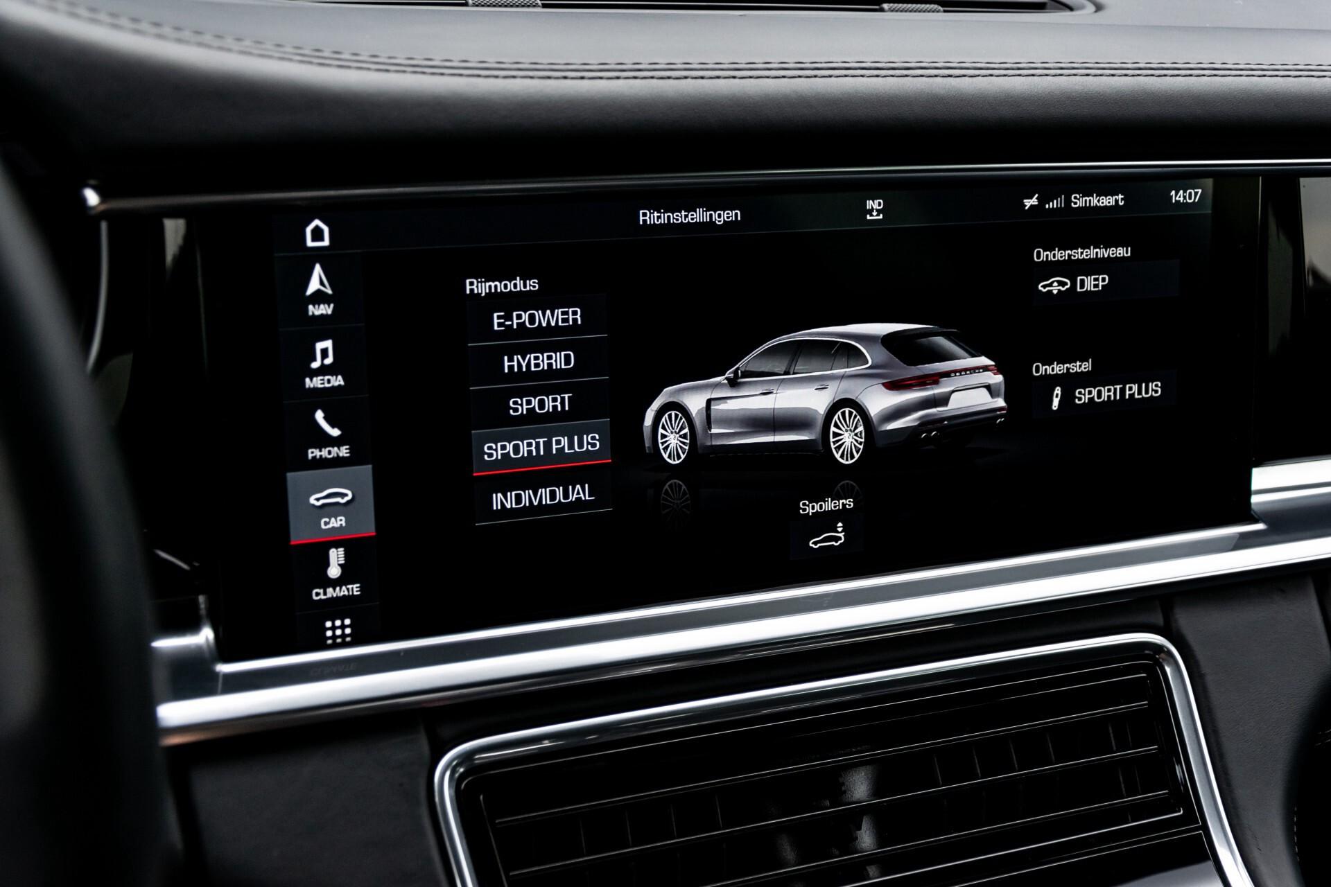 "Porsche Panamera 2.9 4 E-Hybrid Executive Innodrive/Comfortacces/21"" Turbo/Sportchrono/Bose/LED Aut8 Foto 21"