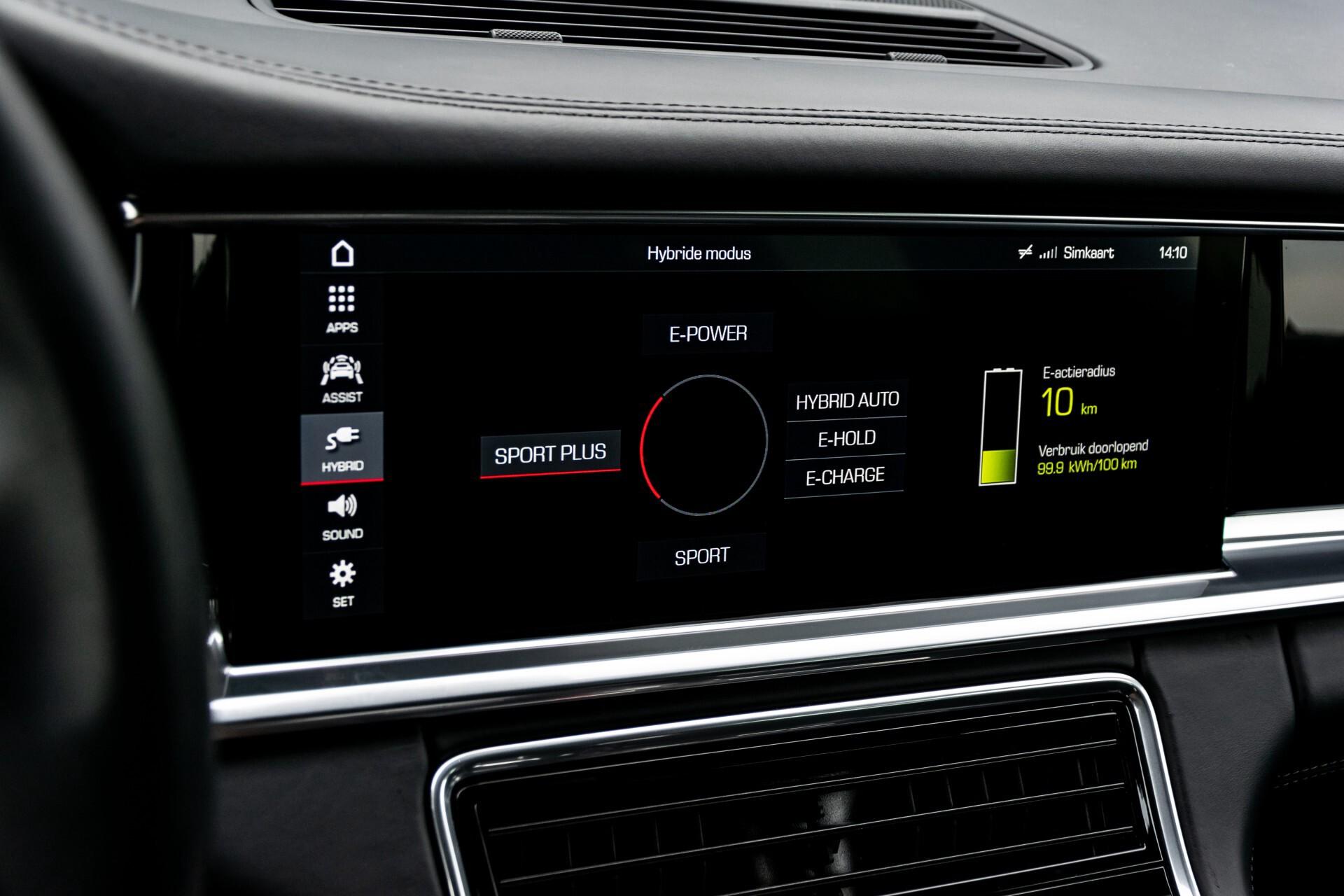"Porsche Panamera 2.9 4 E-Hybrid Executive Innodrive/Comfortacces/21"" Turbo/Sportchrono/Bose/LED Aut8 Foto 33"