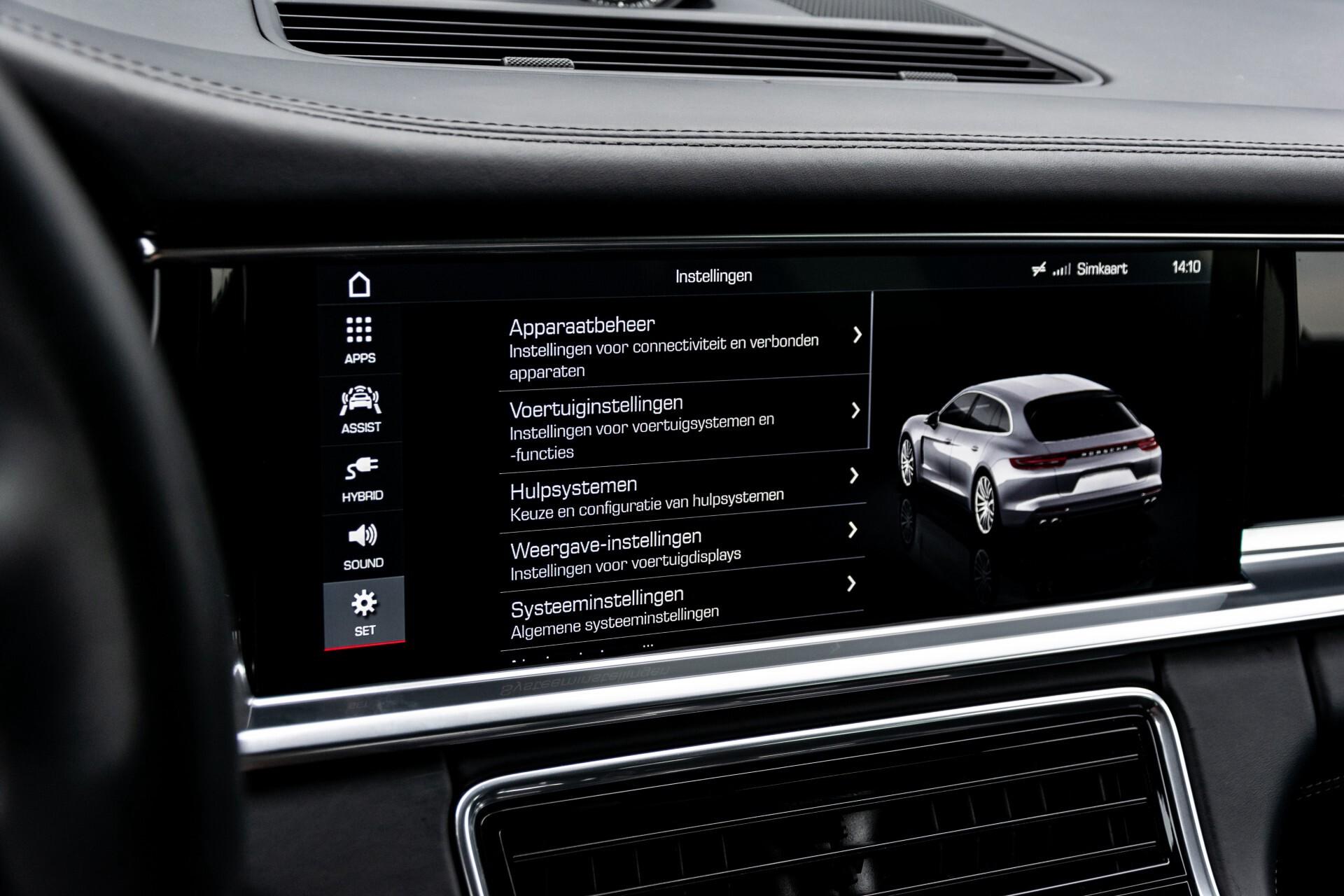 "Porsche Panamera 2.9 4 E-Hybrid Executive Innodrive/Comfortacces/21"" Turbo/Sportchrono/Bose/LED Aut8 Foto 35"