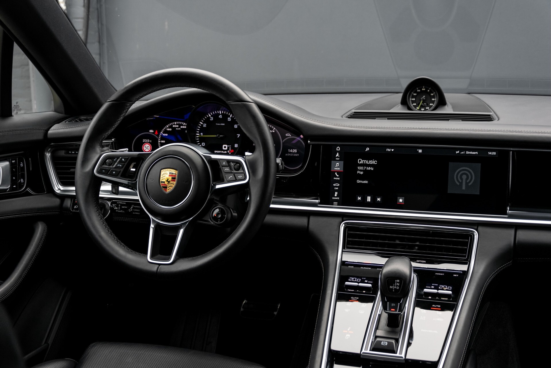 "Porsche Panamera 2.9 4 E-Hybrid Executive Innodrive/Comfortacces/21"" Turbo/Sportchrono/Bose/LED Aut8 Foto 7"