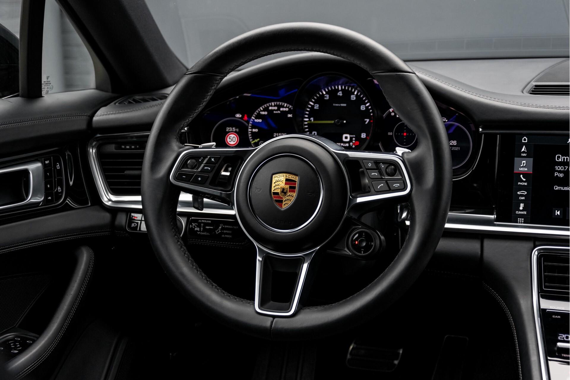 "Porsche Panamera 2.9 4 E-Hybrid Executive Innodrive/Comfortacces/21"" Turbo/Sportchrono/Bose/LED Aut8 Foto 8"