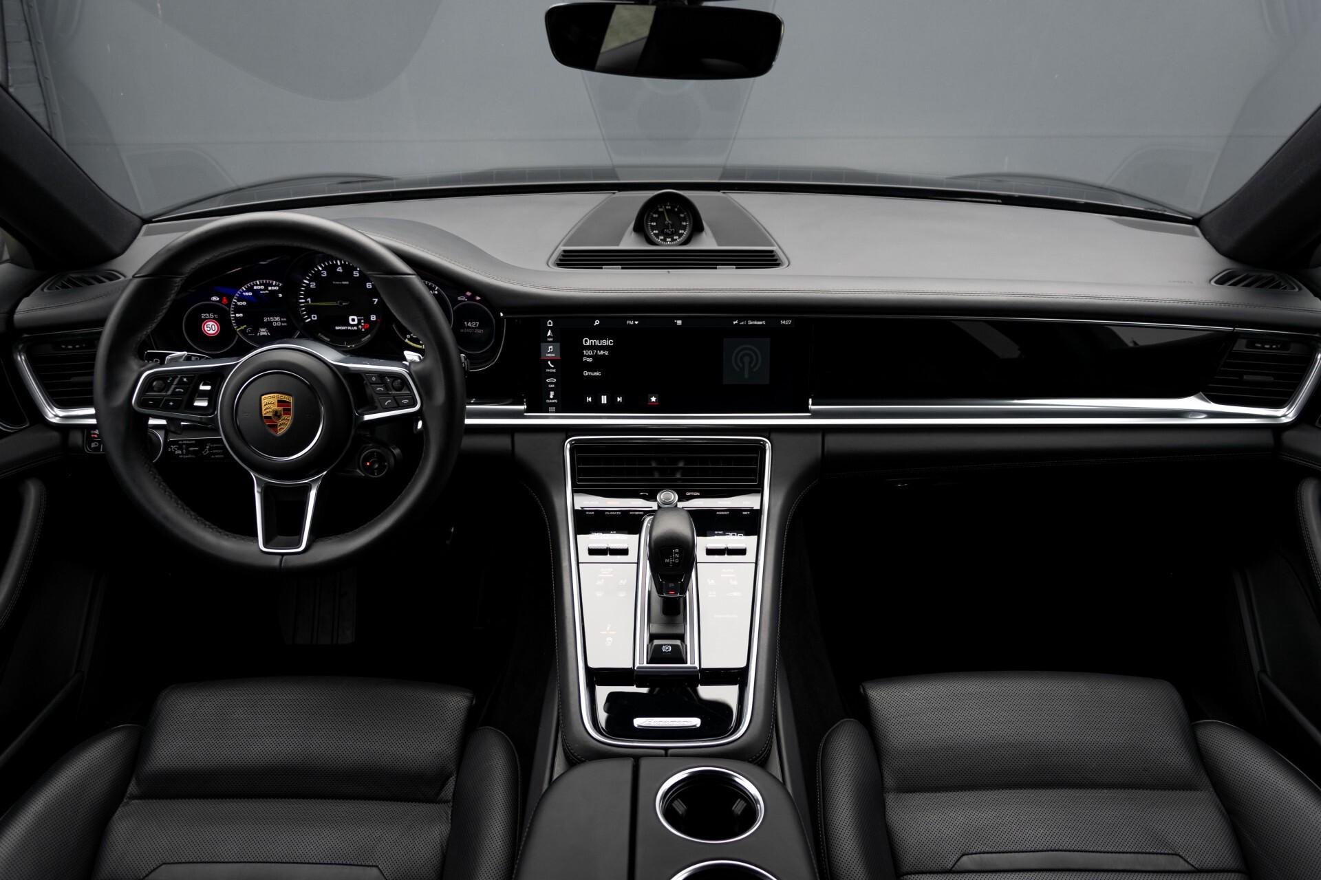 "Porsche Panamera 2.9 4 E-Hybrid Executive Innodrive/Comfortacces/21"" Turbo/Sportchrono/Bose/LED Aut8 Foto 9"