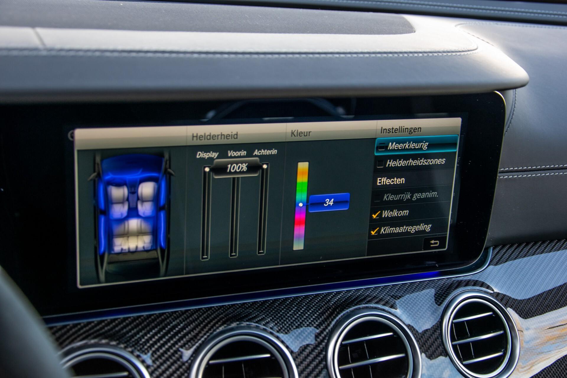 Mercedes-Benz E-Klasse 63 S AMG 4-M Keramisch/Performance Stoelen/Carbon/Standkachel Aut9 Foto 49