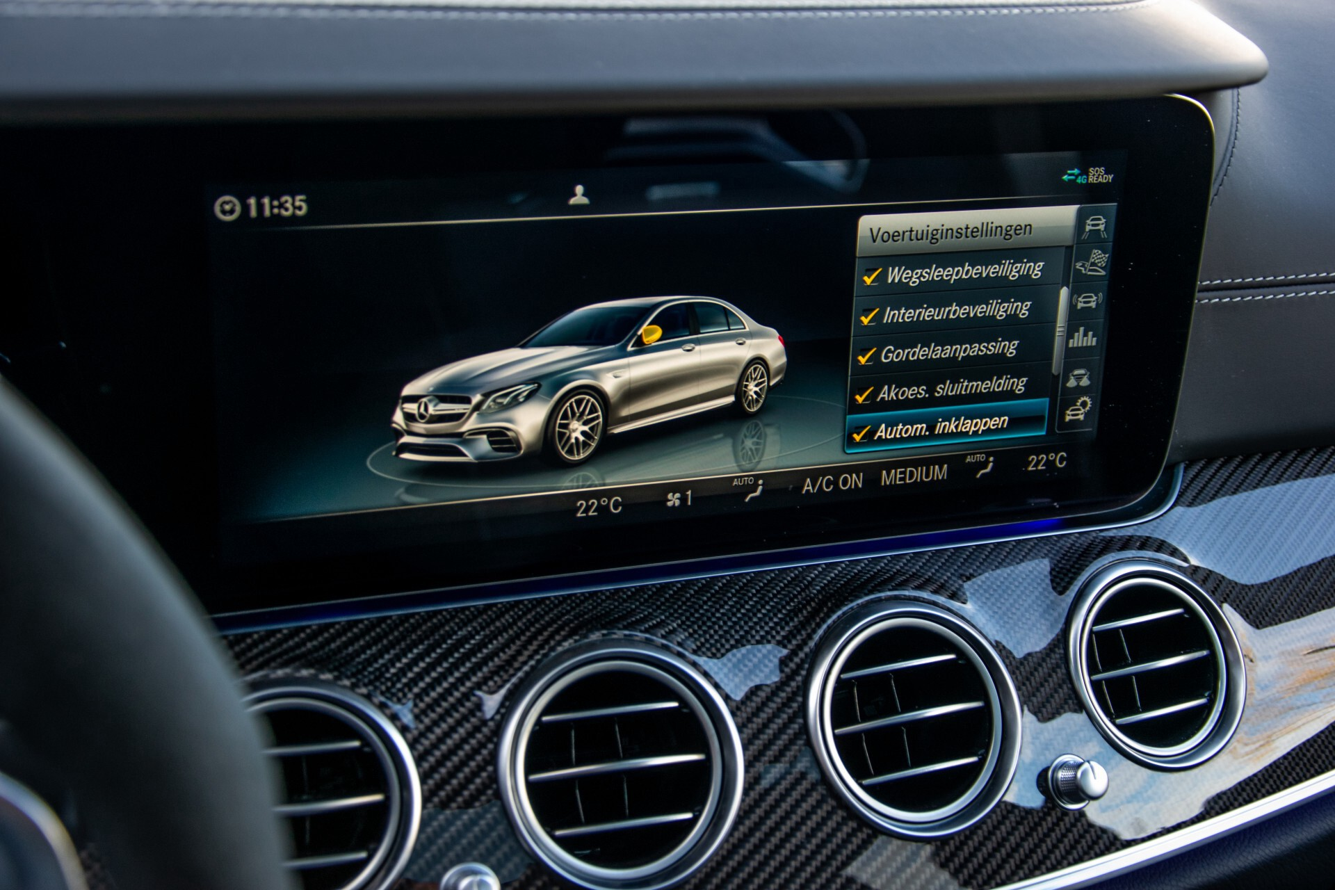 Mercedes-Benz E-Klasse 63 S AMG 4-M Keramisch/Performance Stoelen/Carbon/Standkachel Aut9 Foto 53