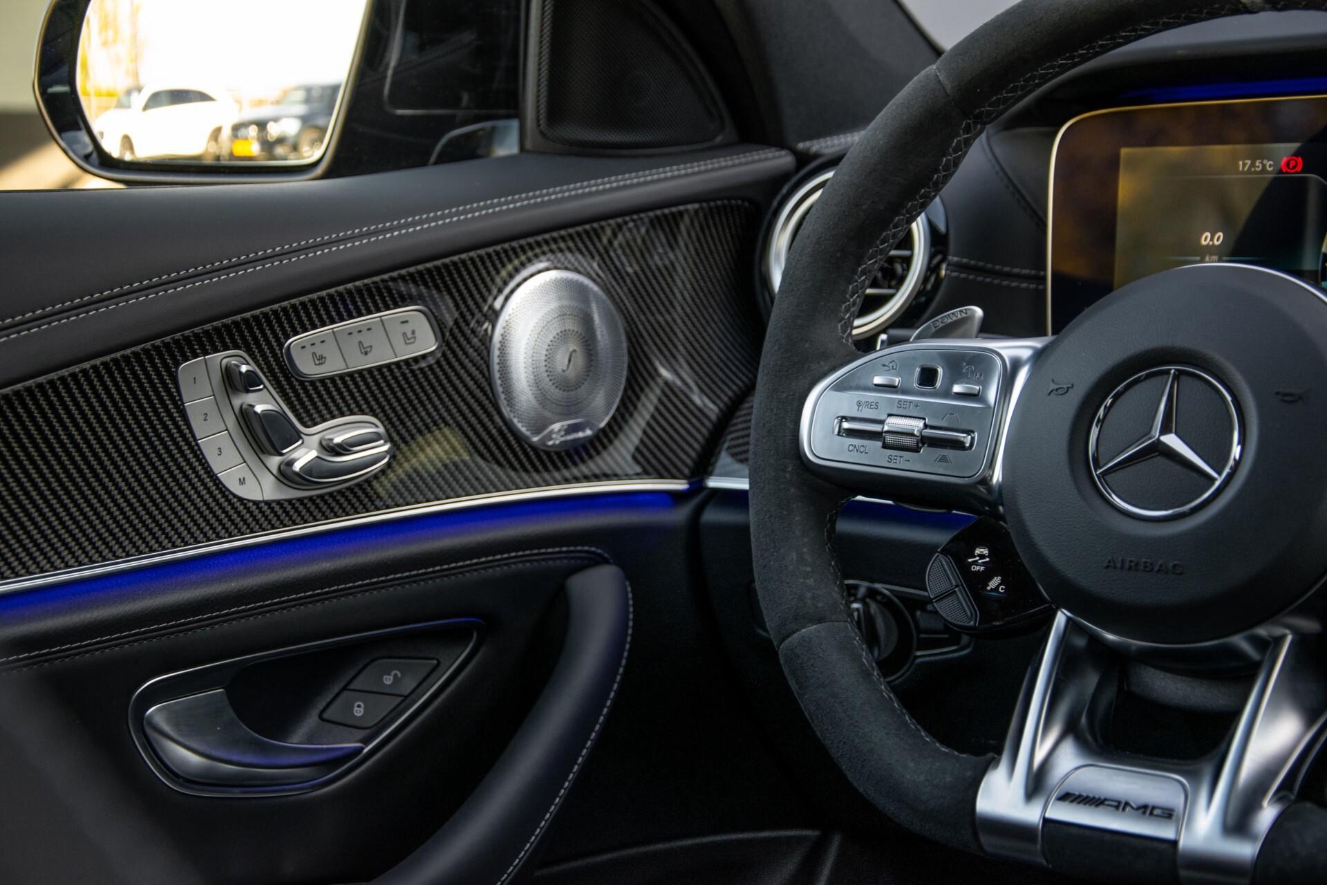 Mercedes-Benz E-Klasse 63 S AMG 4-M Keramisch/Performance Stoelen/Carbon/Standkachel Aut9 Foto 55