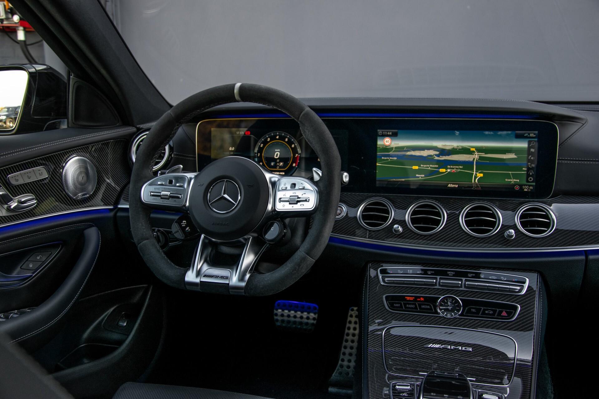 Mercedes-Benz E-Klasse 63 S AMG 4-M Keramisch/Performance Stoelen/Carbon/Standkachel Aut9 Foto 6