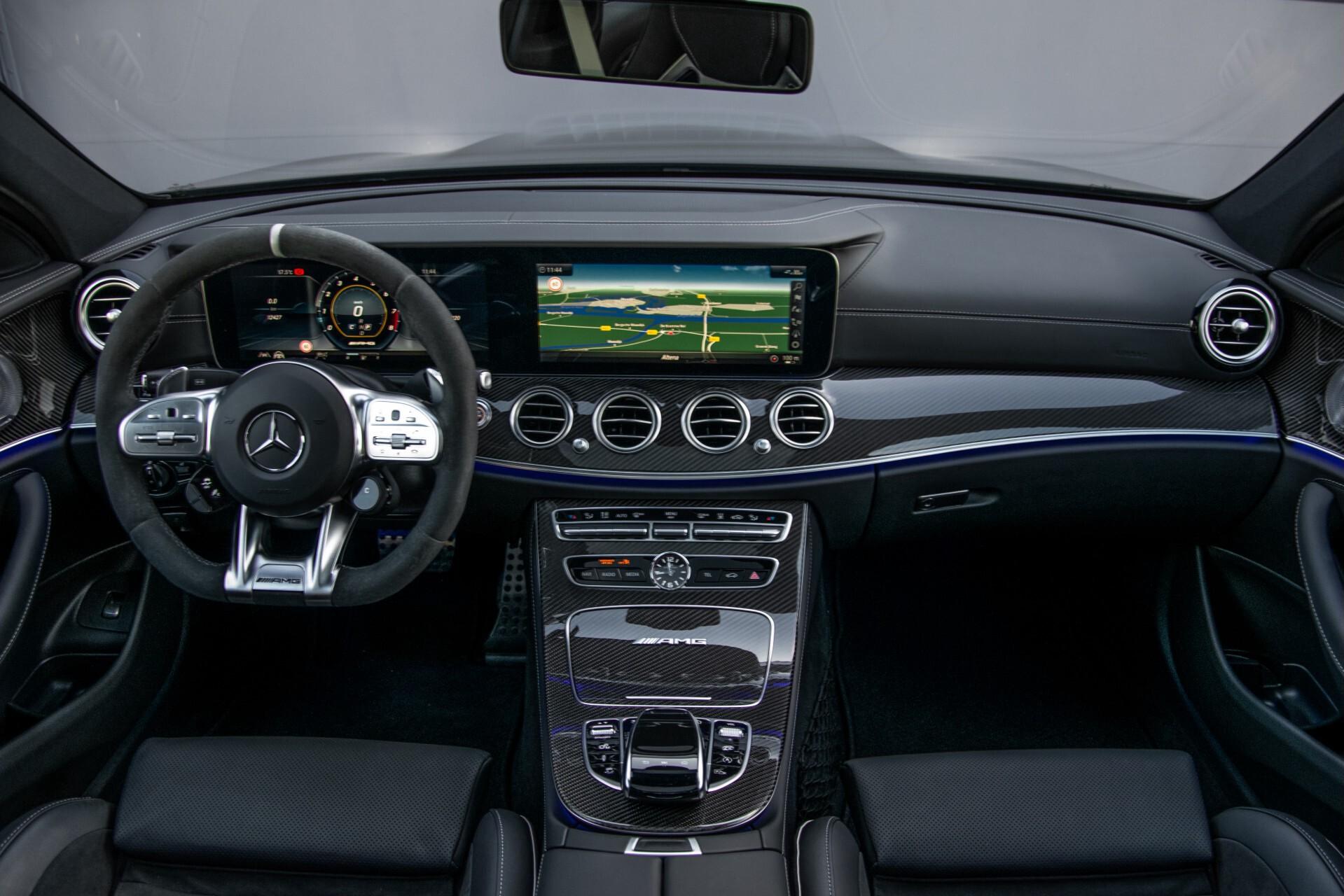 Mercedes-Benz E-Klasse 63 S AMG 4-M Keramisch/Performance Stoelen/Carbon/Standkachel Aut9 Foto 7