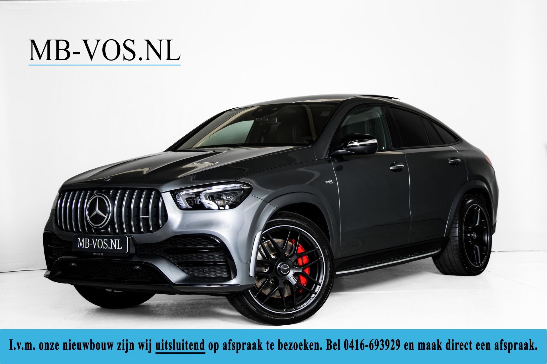 Mercedes-Benz GLE Coupé 53 AMG 4M+ Carbon/Dynamic Plus/Rij-assist/Keyless/Night Aut9 Foto 1