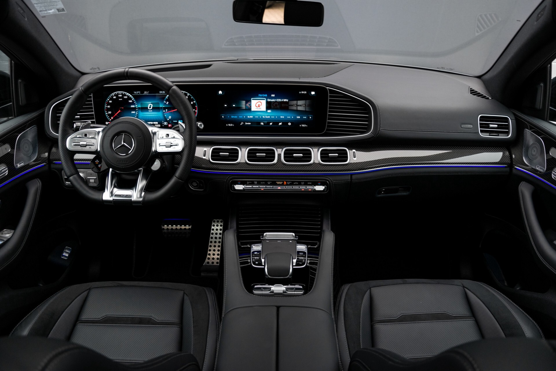 Mercedes-Benz GLE Coupé 53 AMG 4M+ Carbon/Dynamic Plus/Rij-assist/Keyless/Night Aut9 Foto 10