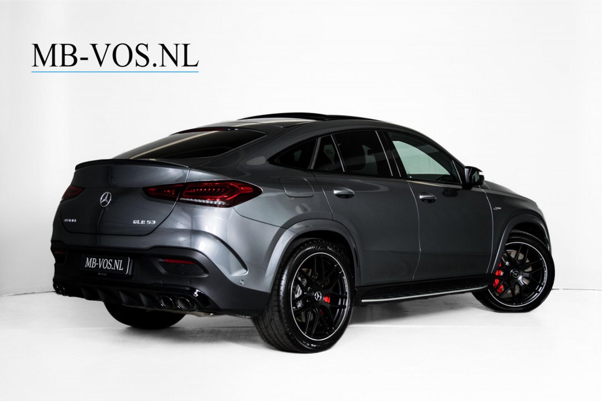 Mercedes-Benz GLE Coupé 53 AMG 4M+ Carbon/Dynamic Plus/Rij-assist/Keyless/Night Aut9 Foto 2