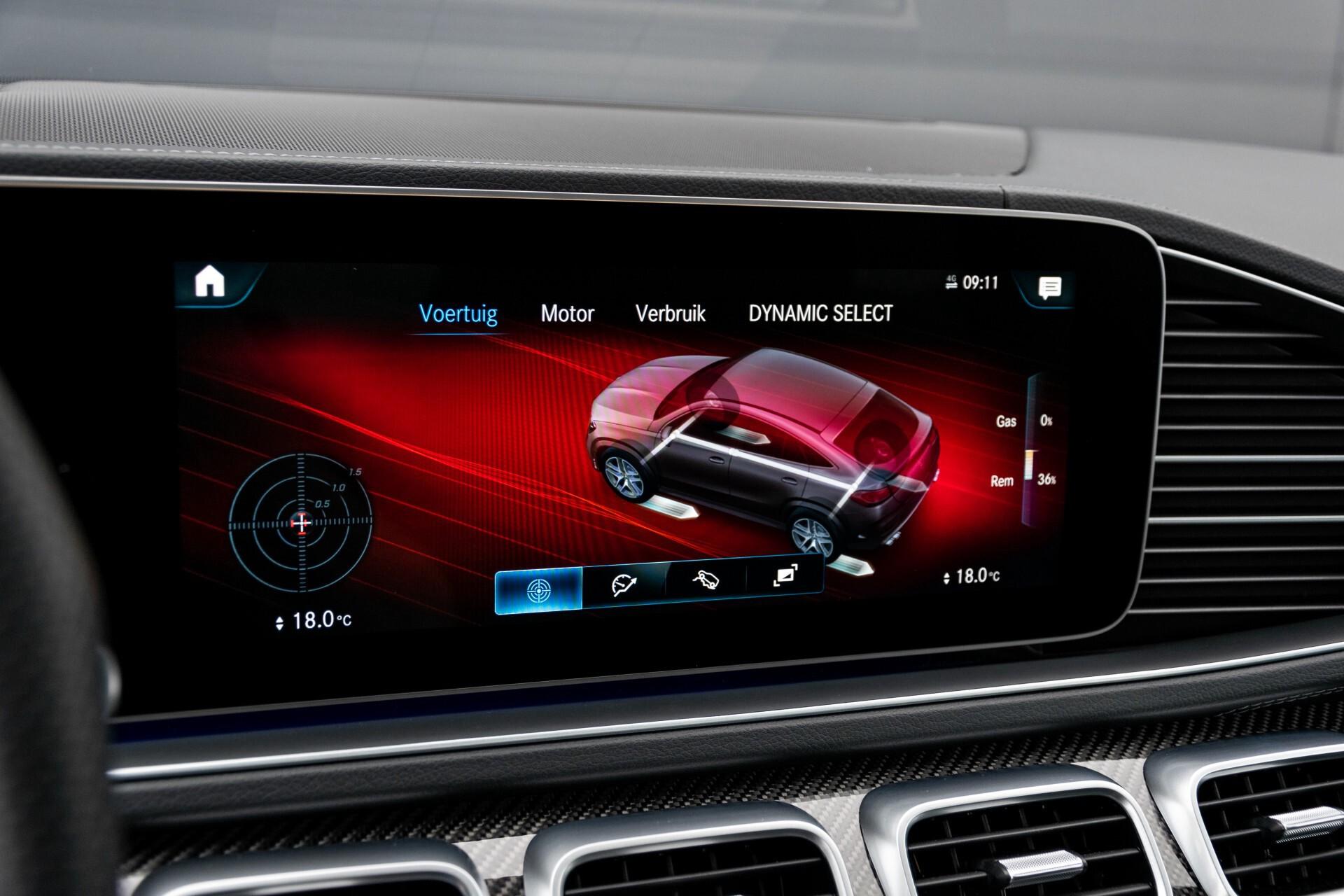 Mercedes-Benz GLE Coupé 53 AMG 4M+ Carbon/Dynamic Plus/Rij-assist/Keyless/Night Aut9 Foto 39