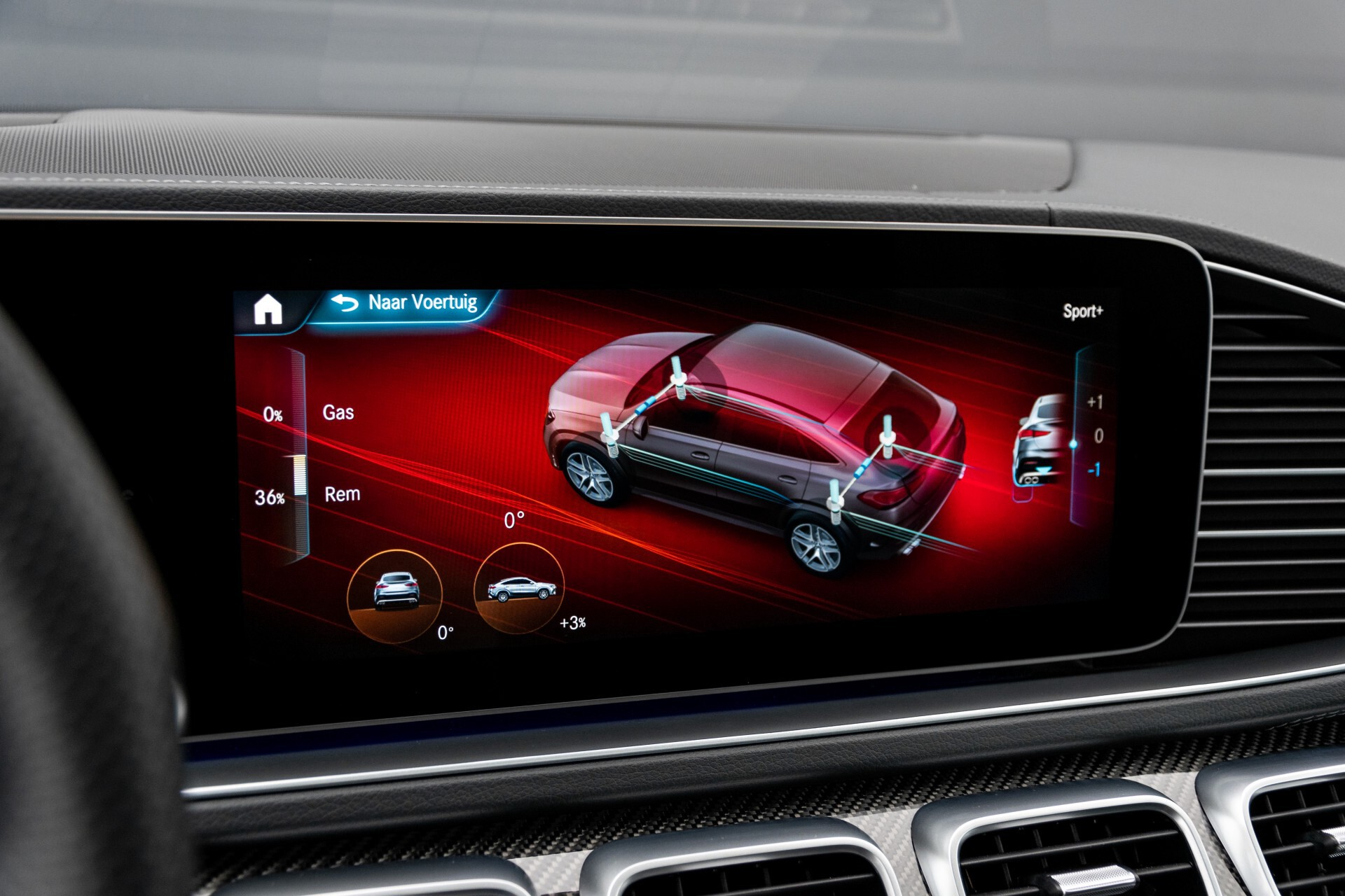 Mercedes-Benz GLE Coupé 53 AMG 4M+ Carbon/Dynamic Plus/Rij-assist/Keyless/Night Aut9 Foto 41