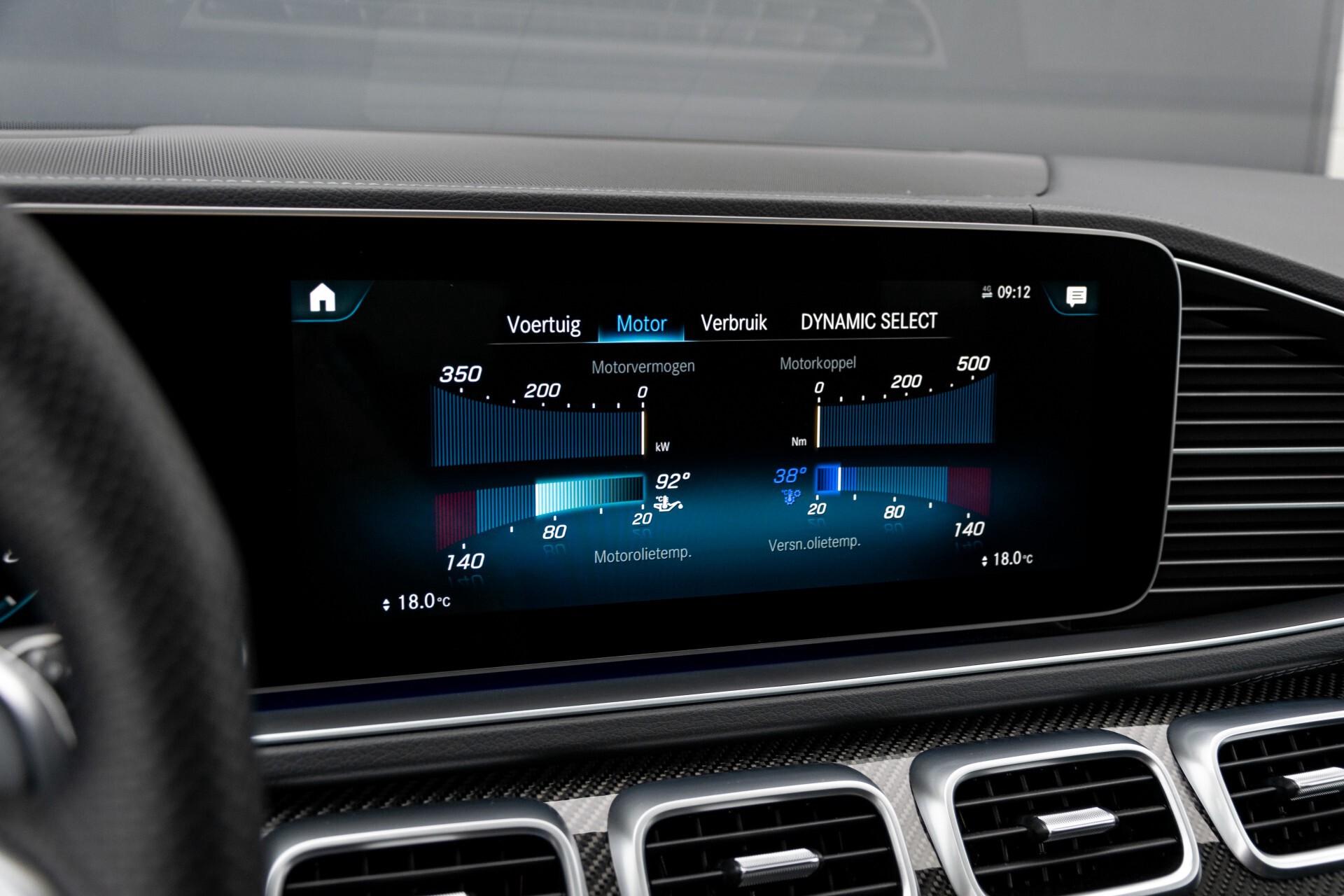 Mercedes-Benz GLE Coupé 53 AMG 4M+ Carbon/Dynamic Plus/Rij-assist/Keyless/Night Aut9 Foto 43