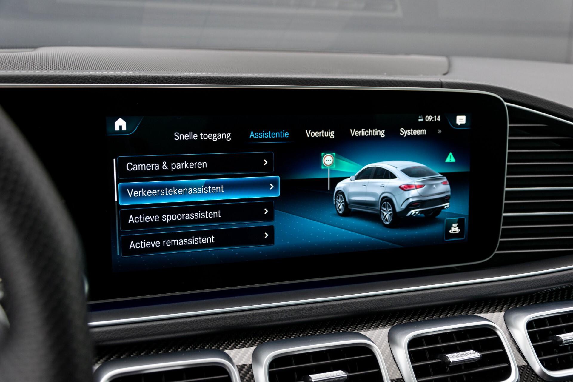 Mercedes-Benz GLE Coupé 53 AMG 4M+ Carbon/Dynamic Plus/Rij-assist/Keyless/Night Aut9 Foto 49