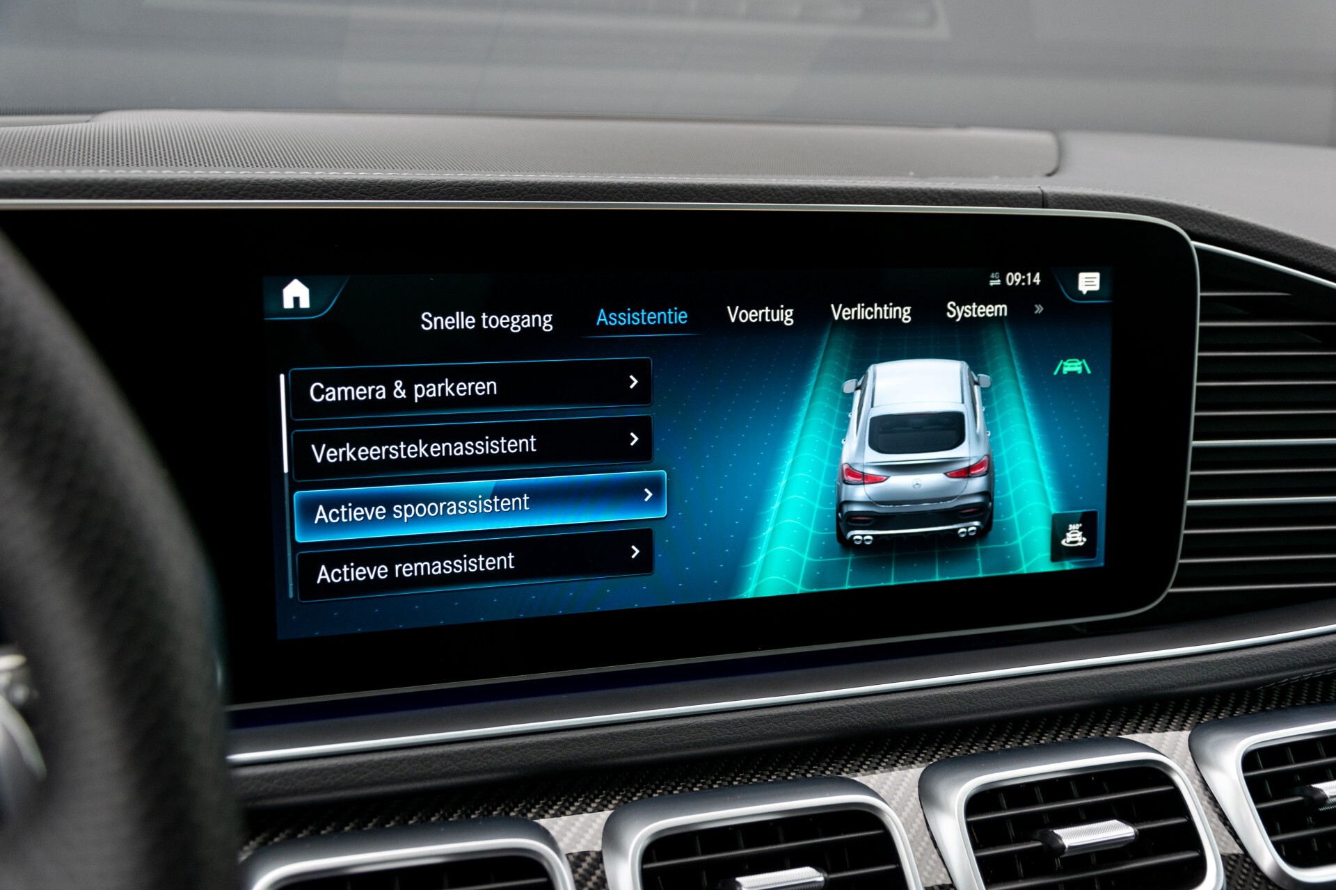 Mercedes-Benz GLE Coupé 53 AMG 4M+ Carbon/Dynamic Plus/Rij-assist/Keyless/Night Aut9 Foto 51