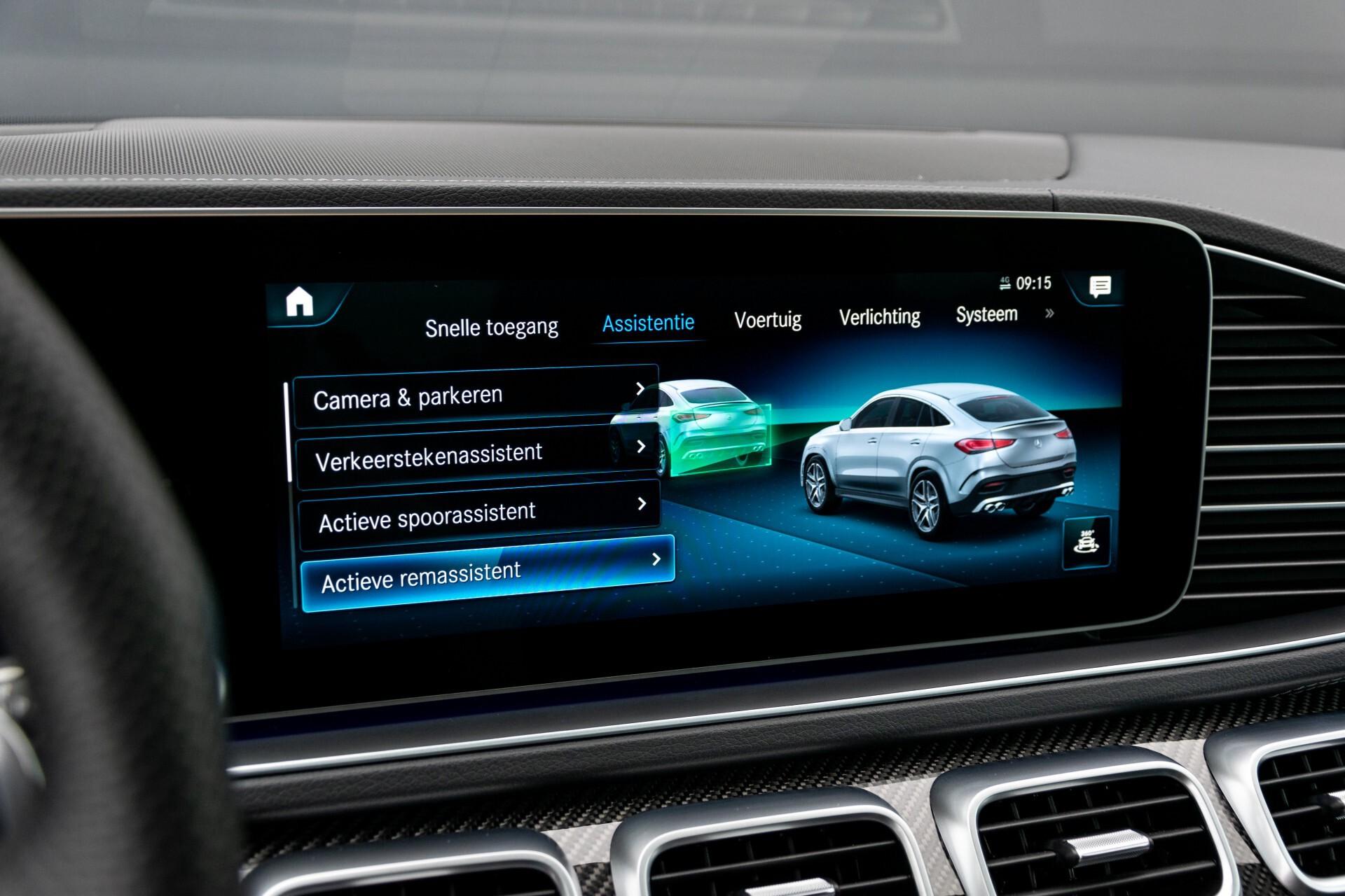 Mercedes-Benz GLE Coupé 53 AMG 4M+ Carbon/Dynamic Plus/Rij-assist/Keyless/Night Aut9 Foto 53