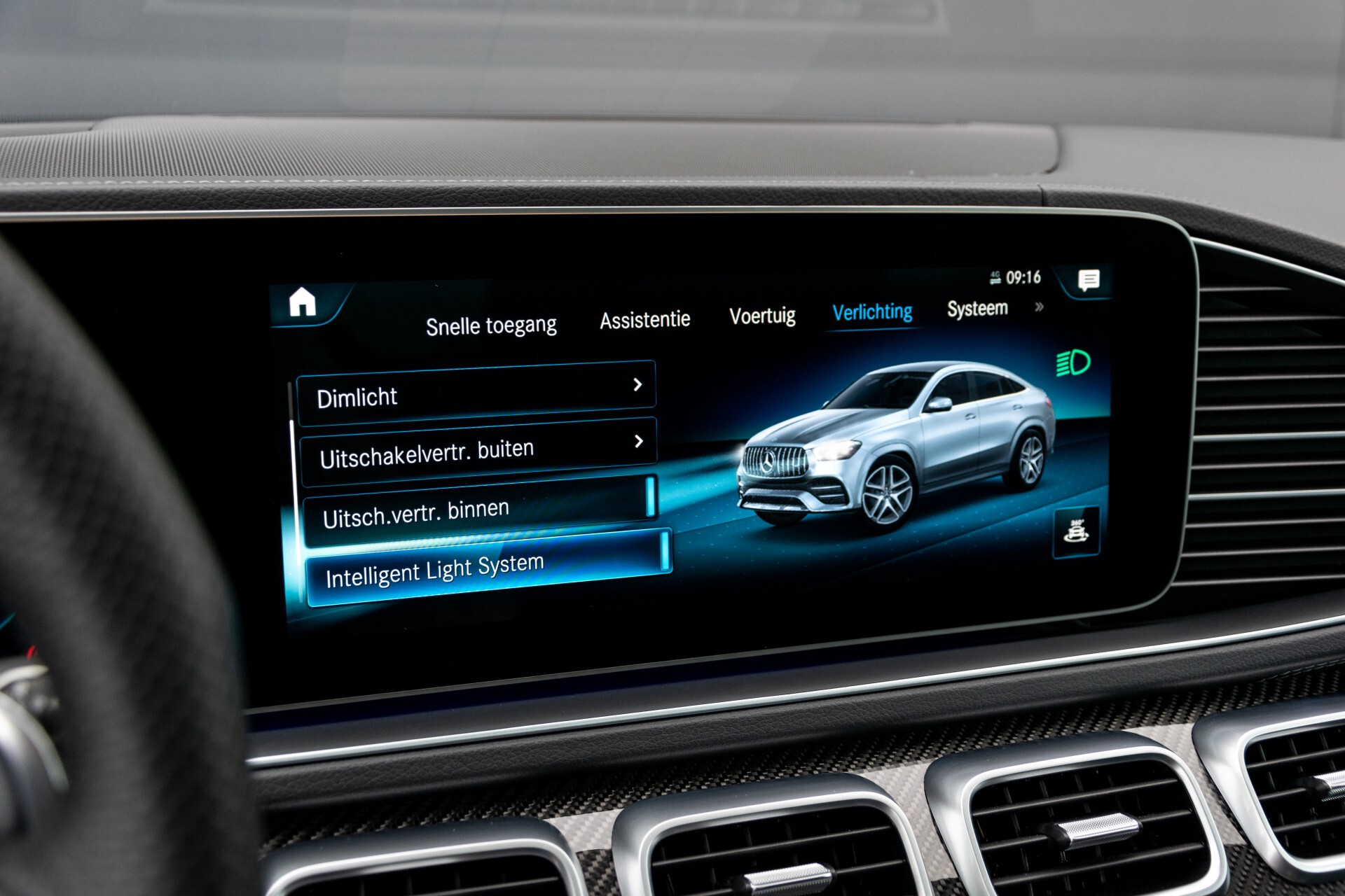 Mercedes-Benz GLE Coupé 53 AMG 4M+ Carbon/Dynamic Plus/Rij-assist/Keyless/Night Aut9 Foto 63