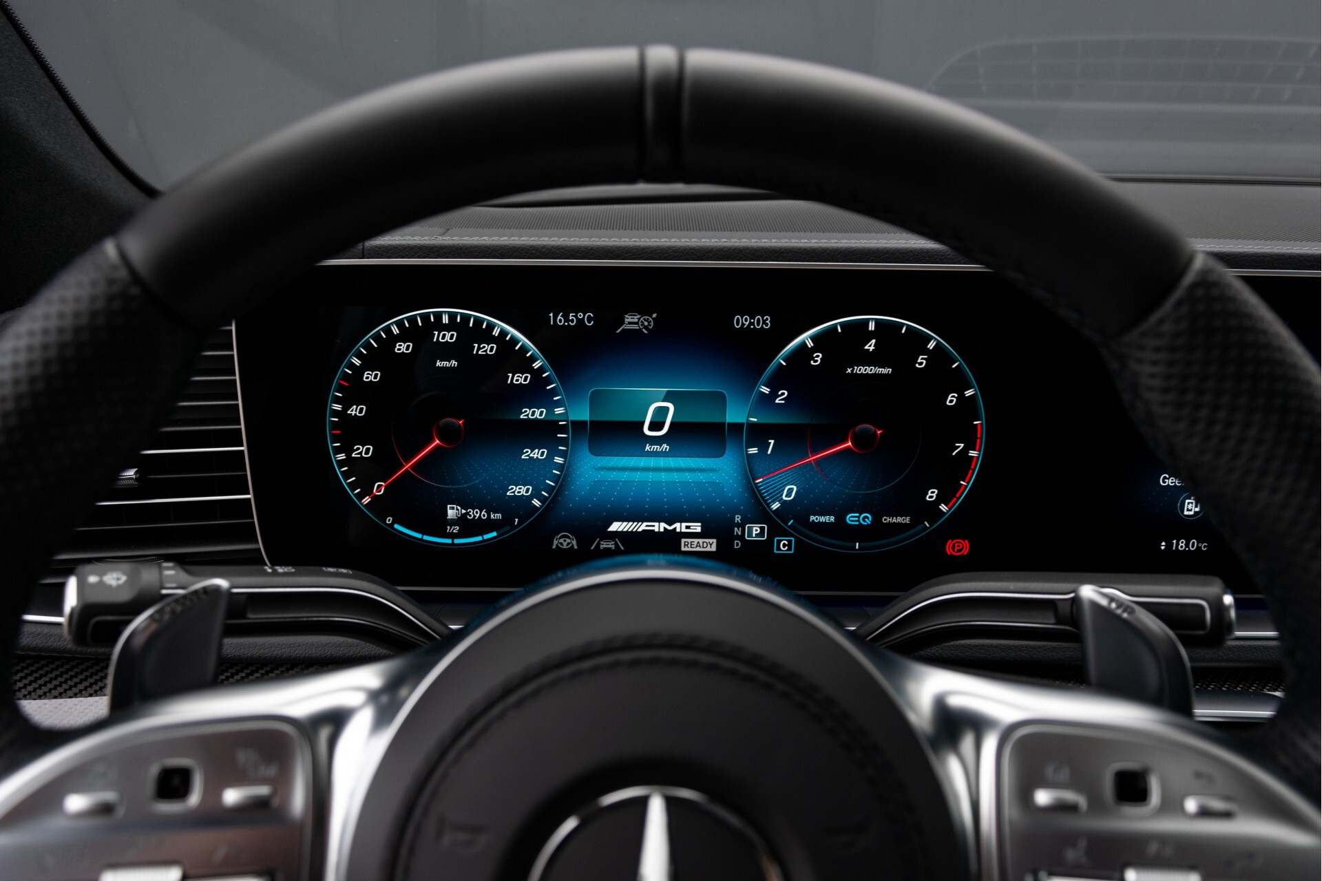 Mercedes-Benz GLE Coupé 53 AMG 4M+ Carbon/Dynamic Plus/Rij-assist/Keyless/Night Aut9 Foto 76