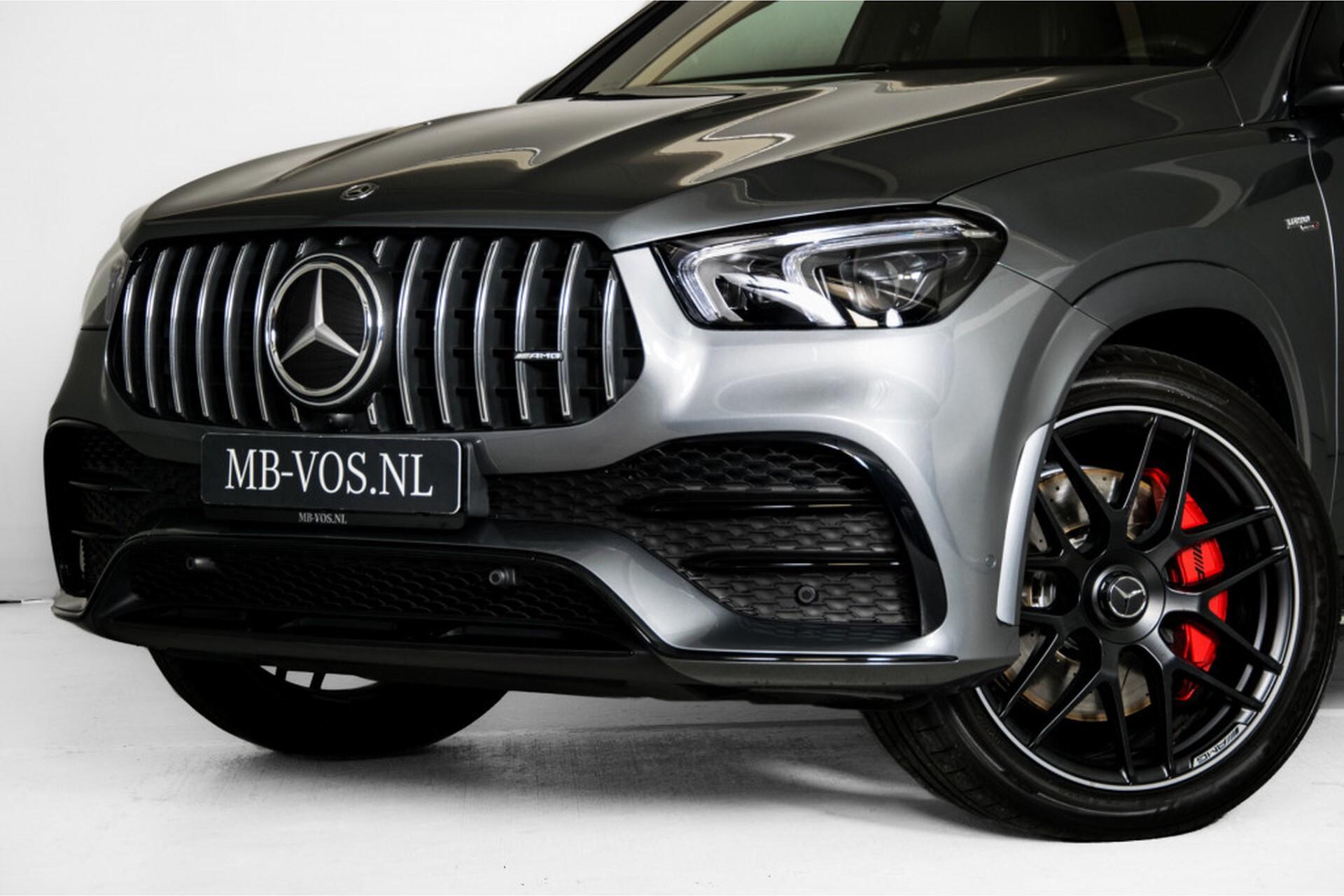 Mercedes-Benz GLE Coupé 53 AMG 4M+ Carbon/Dynamic Plus/Rij-assist/Keyless/Night Aut9 Foto 92