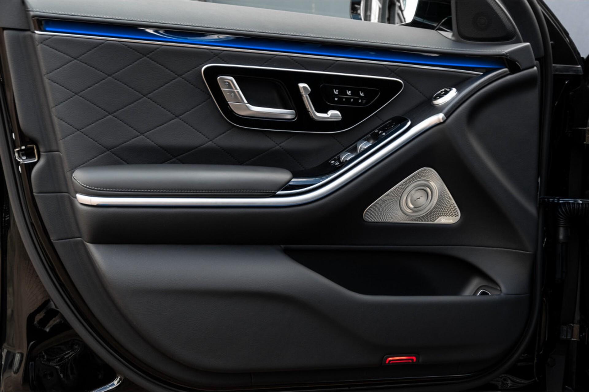 """Mercedes-Benz S-Klasse 400d Lang 4-M AMG Premium Plus 21""""/Massage/Head-Up/Digital Light/Ruitleder Aut9 Foto 12"""