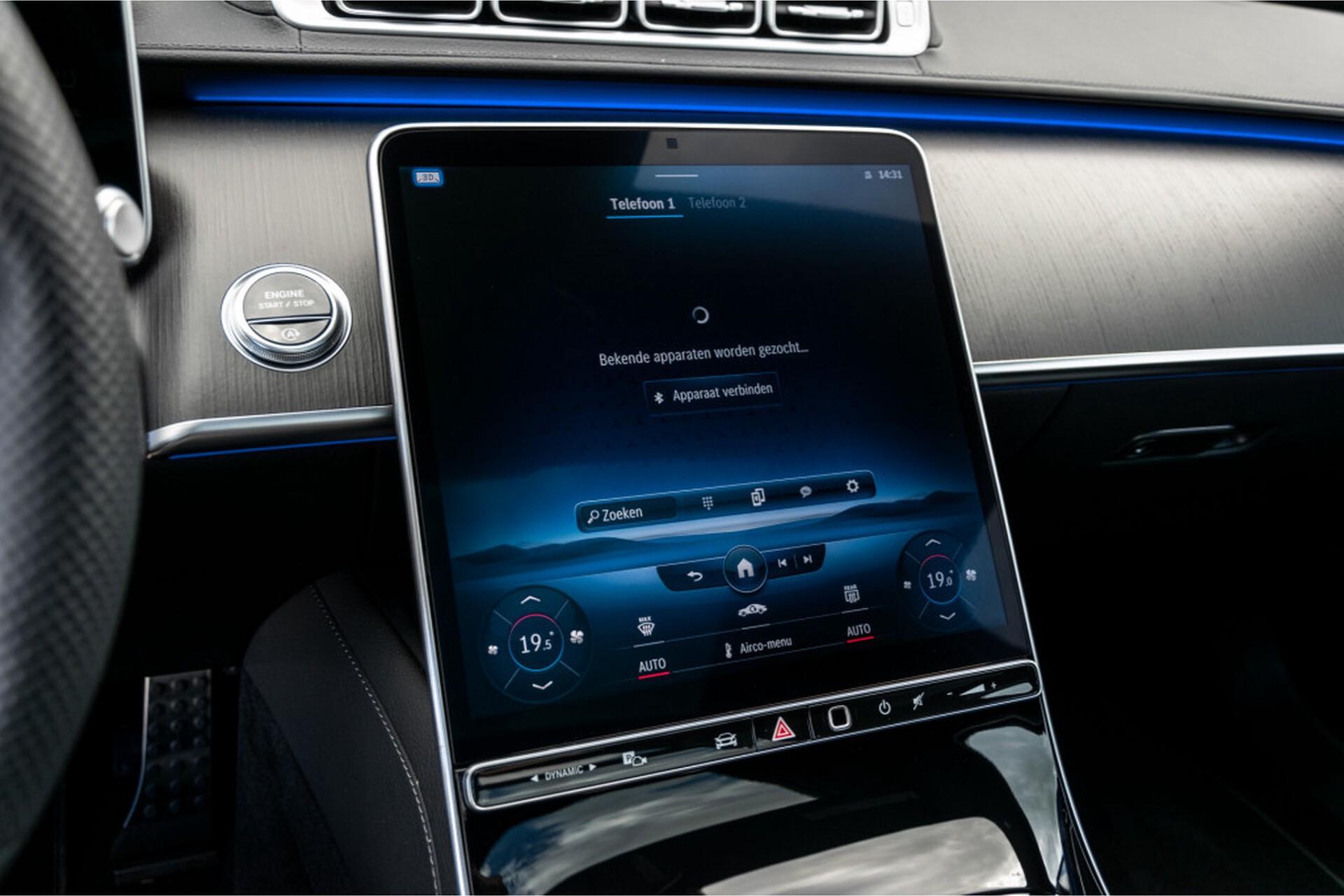 """Mercedes-Benz S-Klasse 400d Lang 4-M AMG Premium Plus 21""""/Massage/Head-Up/Digital Light/Ruitleder Aut9 Foto 15"""