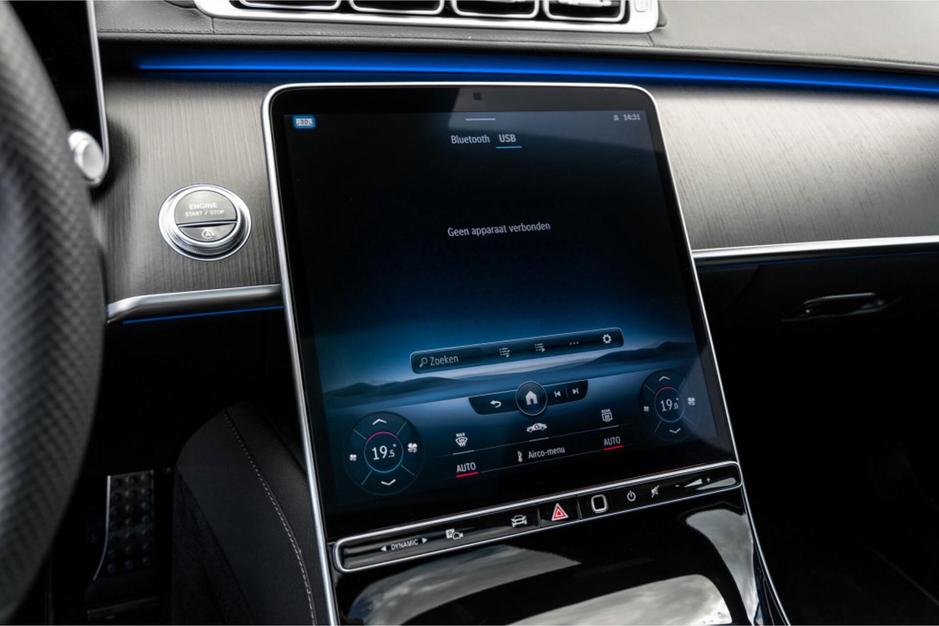 """Mercedes-Benz S-Klasse 400d Lang 4-M AMG Premium Plus 21""""/Massage/Head-Up/Digital Light/Ruitleder Aut9 Foto 17"""