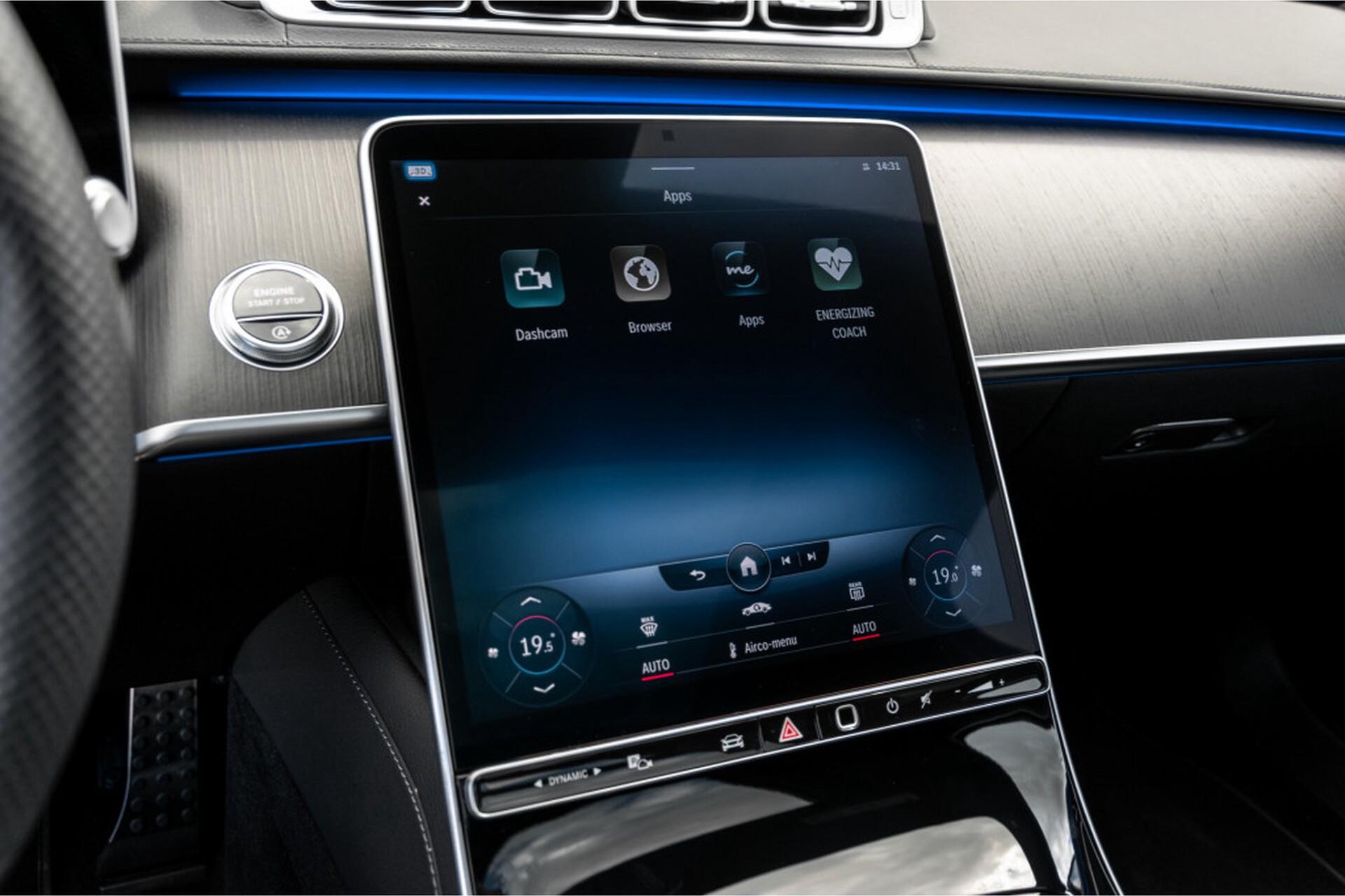 """Mercedes-Benz S-Klasse 400d Lang 4-M AMG Premium Plus 21""""/Massage/Head-Up/Digital Light/Ruitleder Aut9 Foto 19"""