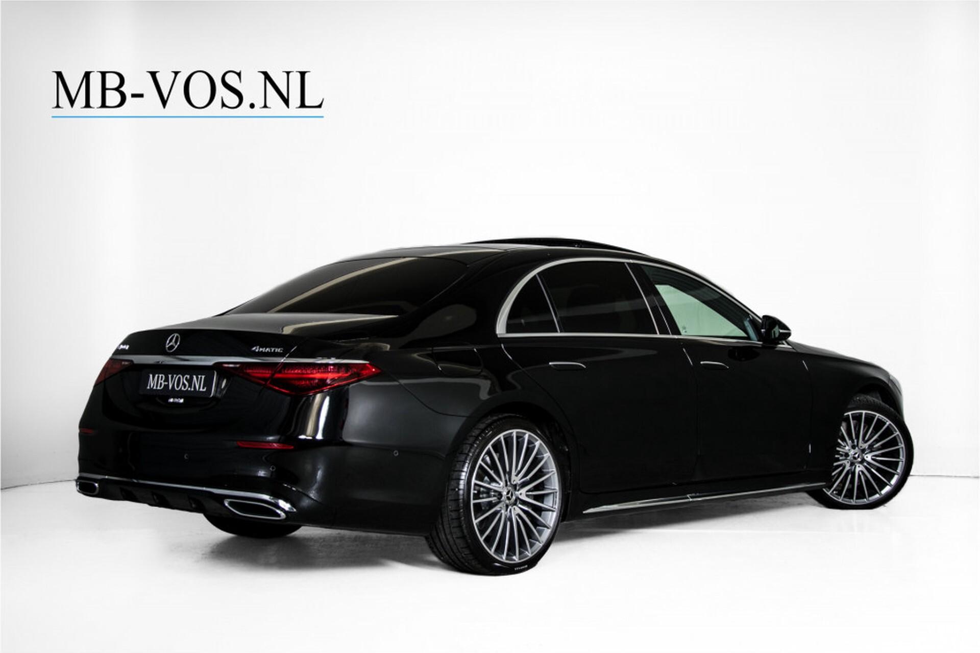 """Mercedes-Benz S-Klasse 400d Lang 4-M AMG Premium Plus 21""""/Massage/Head-Up/Digital Light/Ruitleder Aut9 Foto 2"""