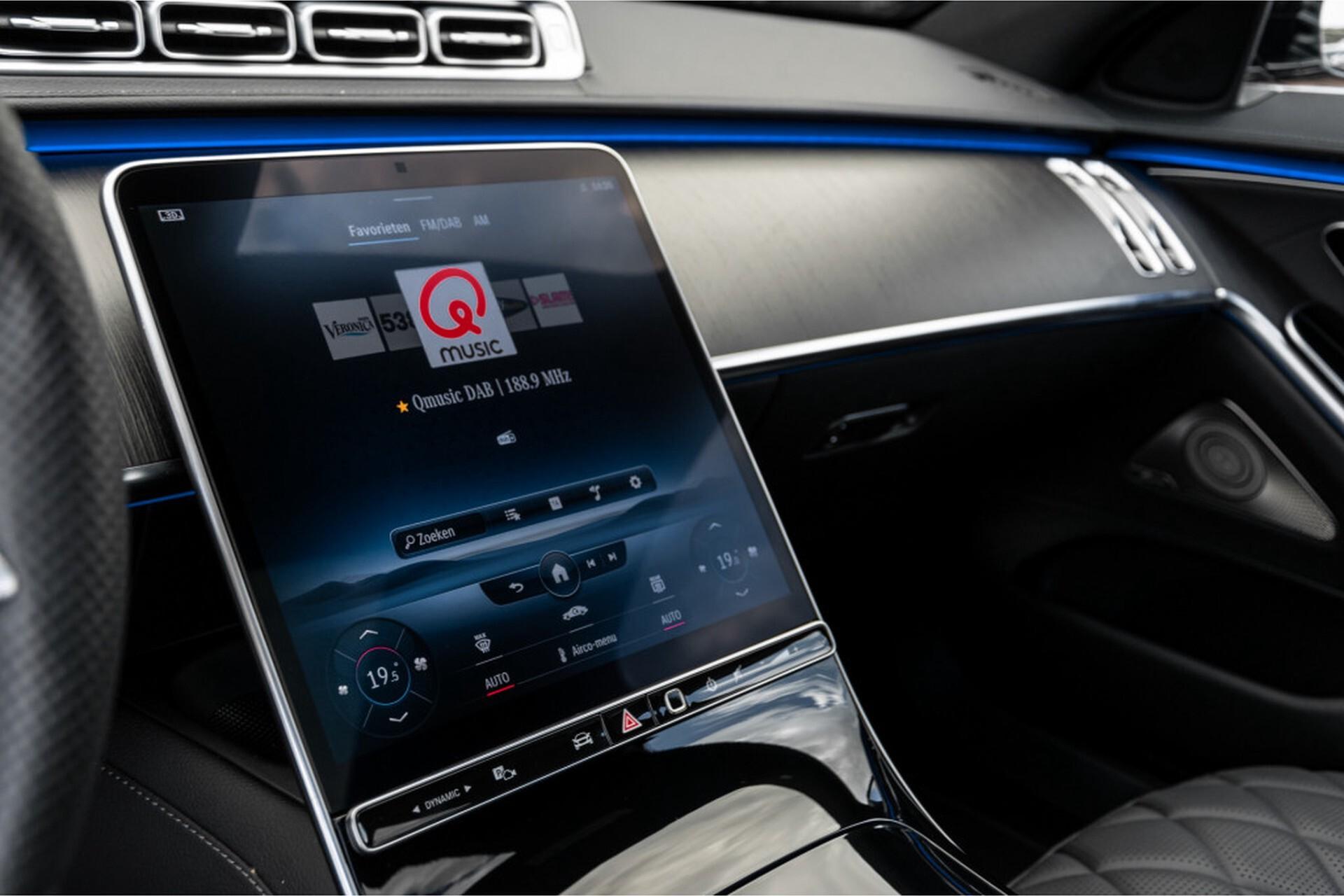 """Mercedes-Benz S-Klasse 400d Lang 4-M AMG Premium Plus 21""""/Massage/Head-Up/Digital Light/Ruitleder Aut9 Foto 21"""