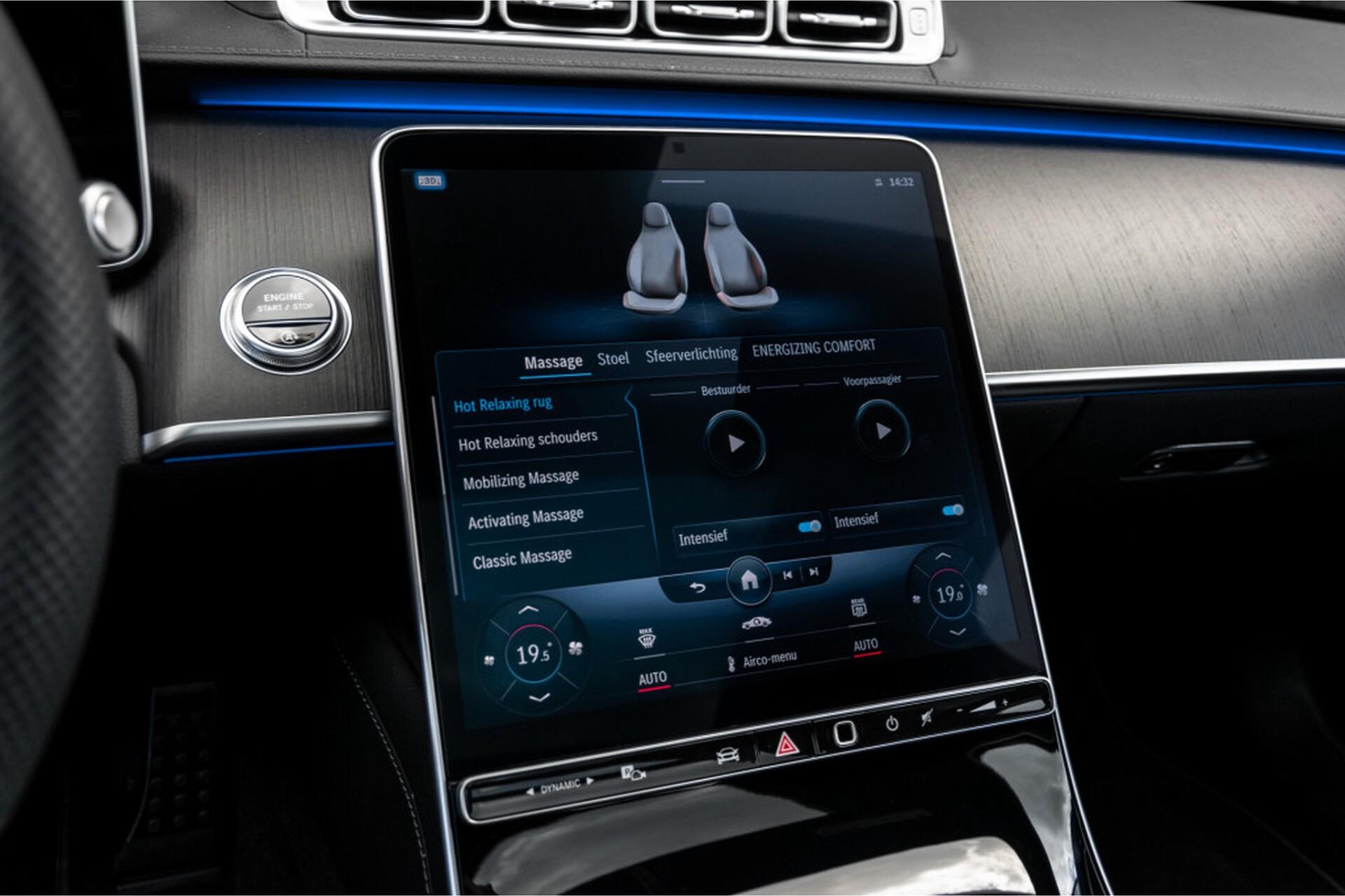 """Mercedes-Benz S-Klasse 400d Lang 4-M AMG Premium Plus 21""""/Massage/Head-Up/Digital Light/Ruitleder Aut9 Foto 23"""
