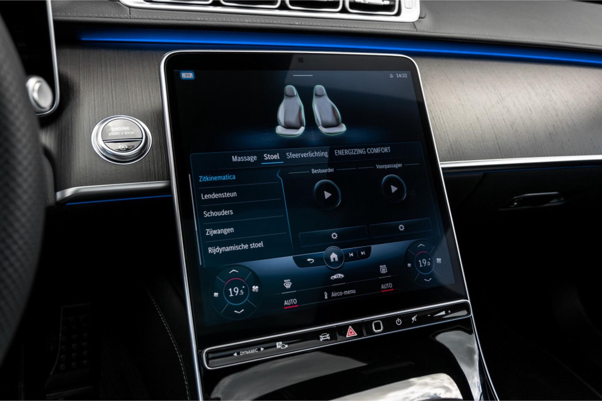 """Mercedes-Benz S-Klasse 400d Lang 4-M AMG Premium Plus 21""""/Massage/Head-Up/Digital Light/Ruitleder Aut9 Foto 25"""