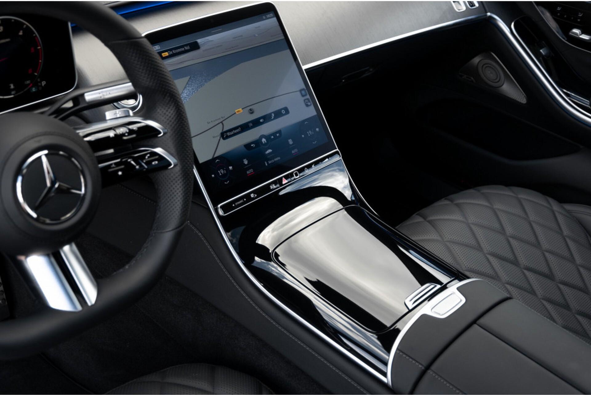 """Mercedes-Benz S-Klasse 400d Lang 4-M AMG Premium Plus 21""""/Massage/Head-Up/Digital Light/Ruitleder Aut9 Foto 28"""