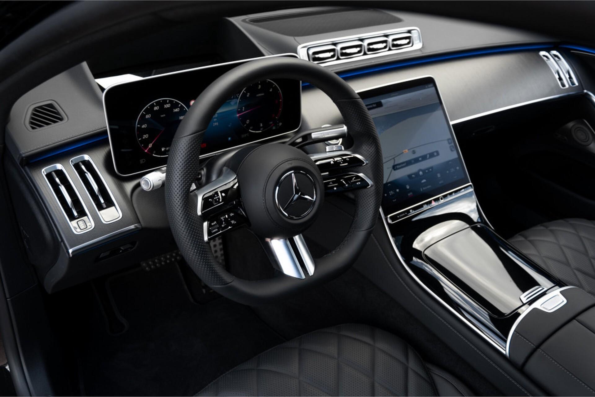 """Mercedes-Benz S-Klasse 400d Lang 4-M AMG Premium Plus 21""""/Massage/Head-Up/Digital Light/Ruitleder Aut9 Foto 30"""