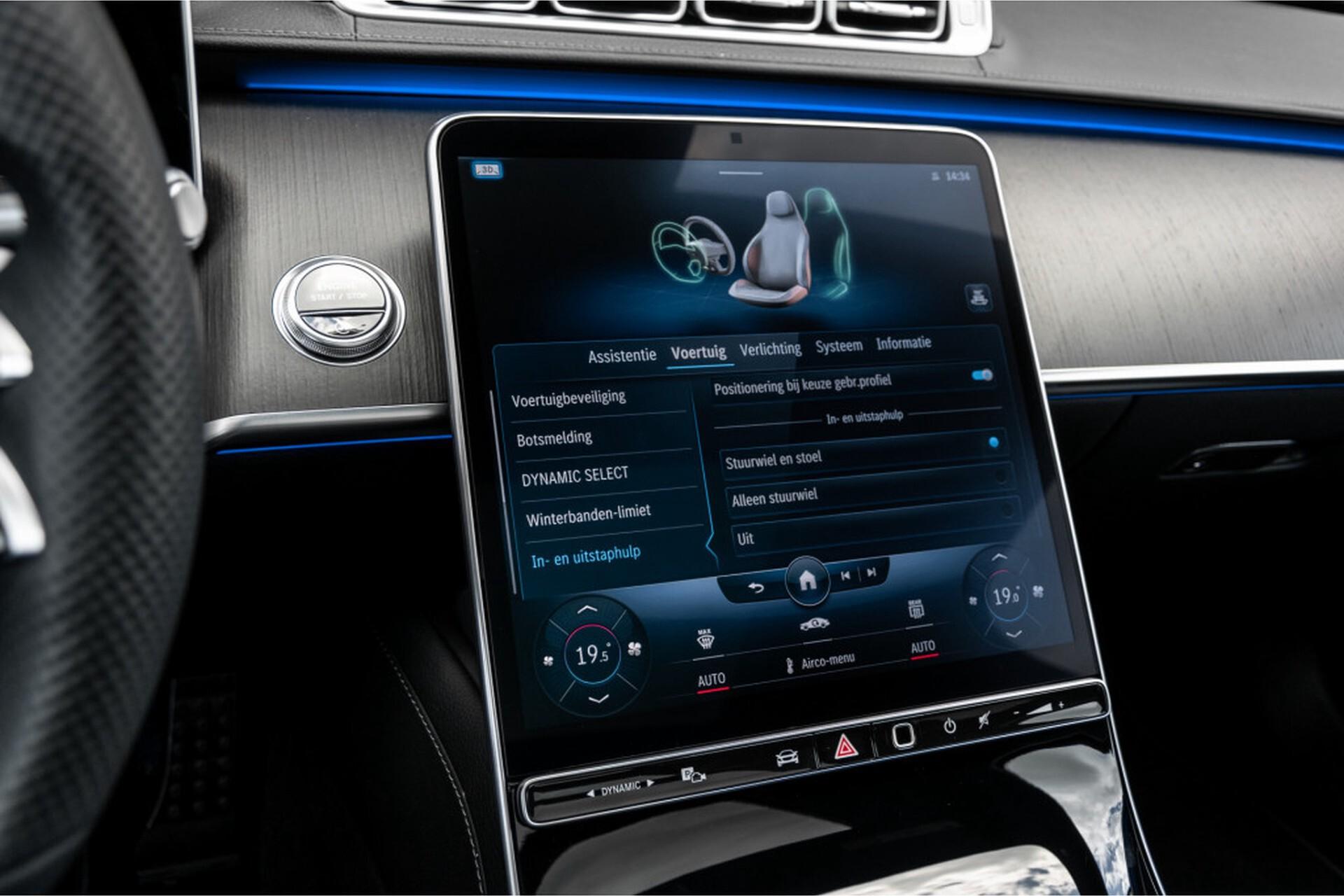 """Mercedes-Benz S-Klasse 400d Lang 4-M AMG Premium Plus 21""""/Massage/Head-Up/Digital Light/Ruitleder Aut9 Foto 37"""