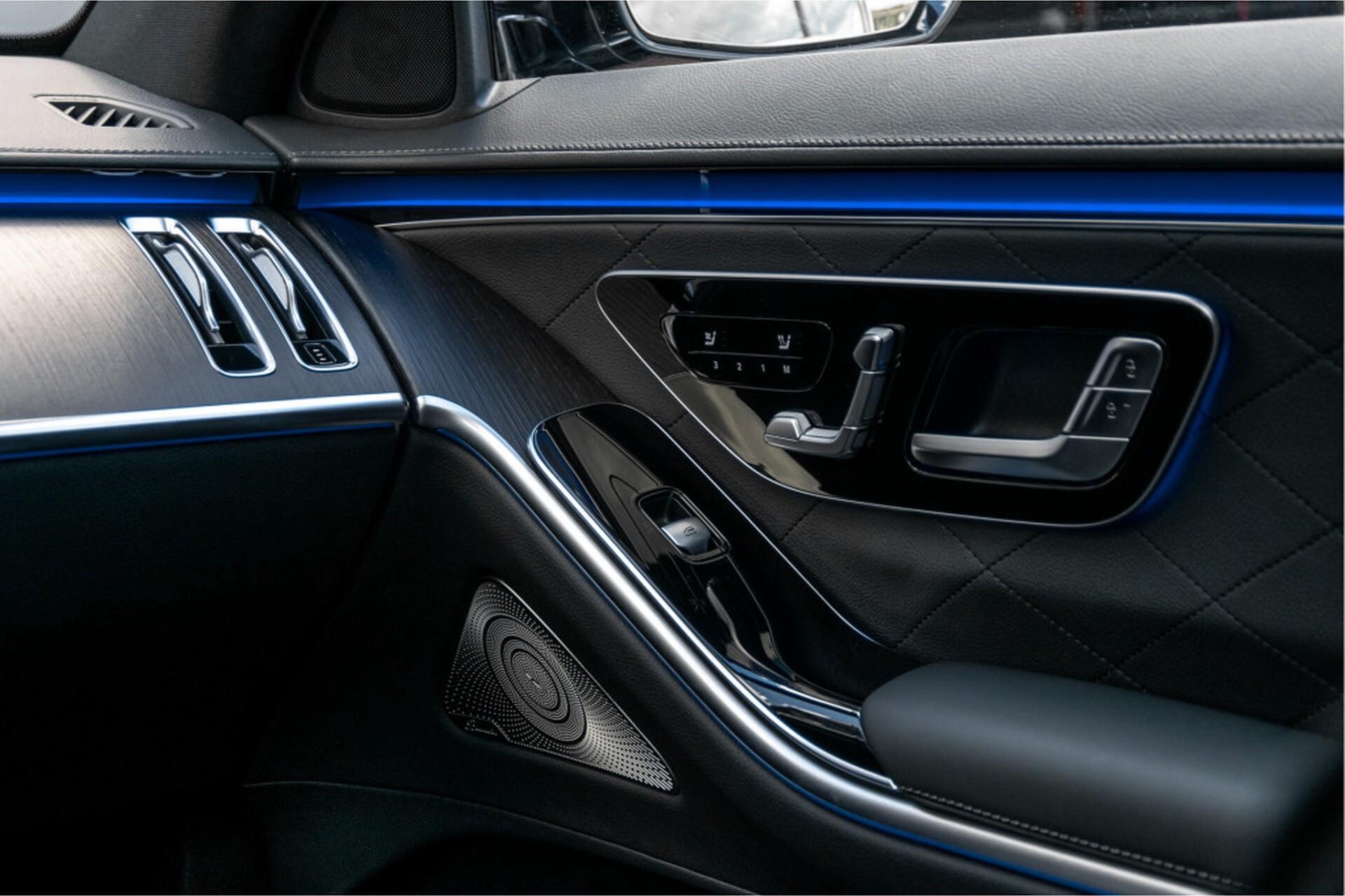 """Mercedes-Benz S-Klasse 400d Lang 4-M AMG Premium Plus 21""""/Massage/Head-Up/Digital Light/Ruitleder Aut9 Foto 38"""