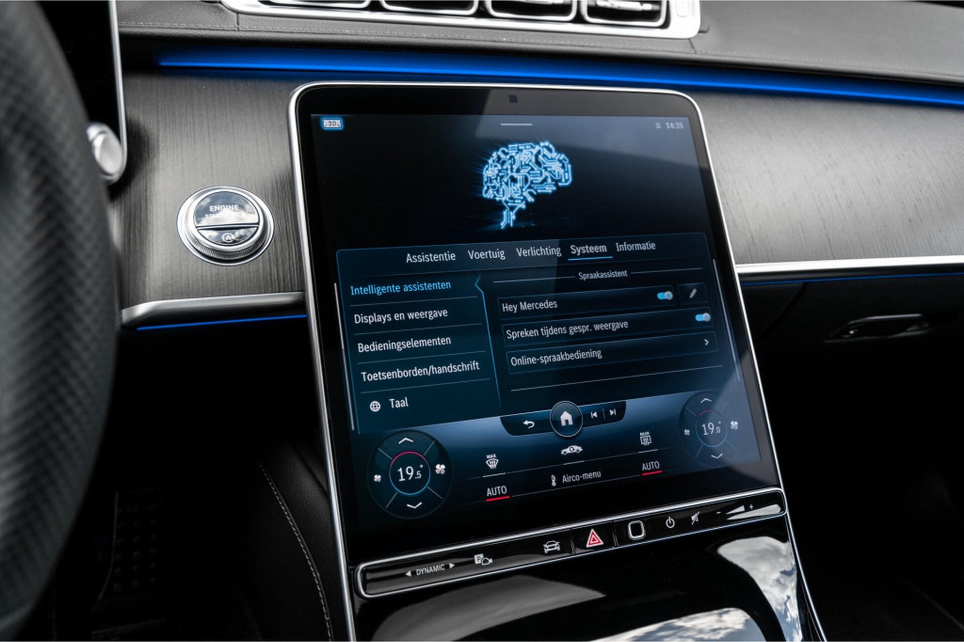 """Mercedes-Benz S-Klasse 400d Lang 4-M AMG Premium Plus 21""""/Massage/Head-Up/Digital Light/Ruitleder Aut9 Foto 41"""