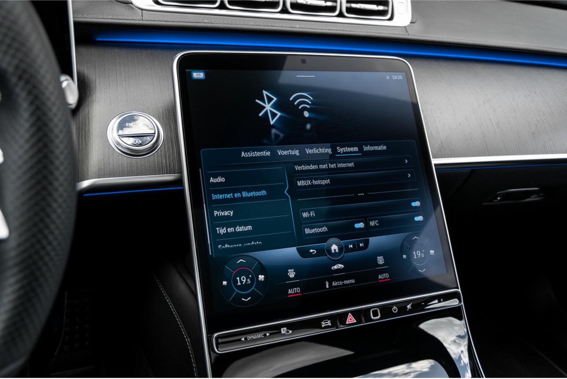 """Mercedes-Benz S-Klasse 400d Lang 4-M AMG Premium Plus 21""""/Massage/Head-Up/Digital Light/Ruitleder Aut9 Foto 43"""