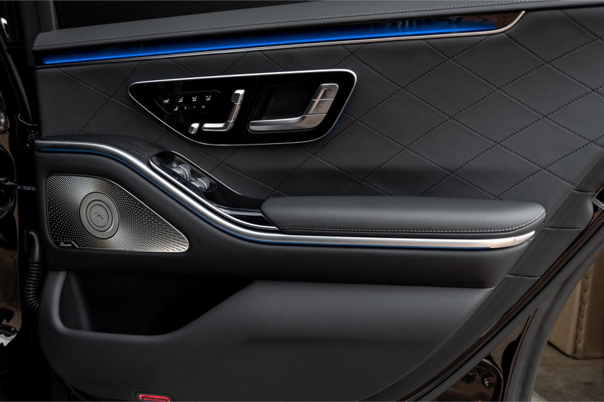 """Mercedes-Benz S-Klasse 400d Lang 4-M AMG Premium Plus 21""""/Massage/Head-Up/Digital Light/Ruitleder Aut9 Foto 47"""