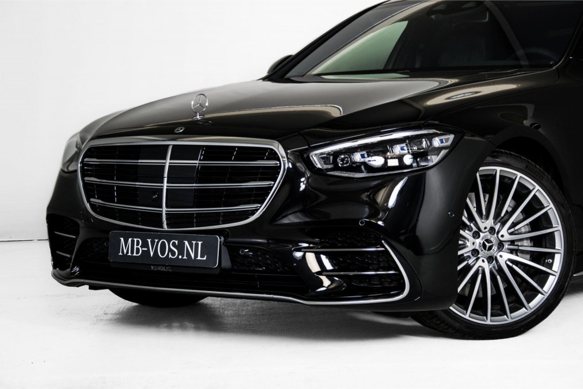"""Mercedes-Benz S-Klasse 400d Lang 4-M AMG Premium Plus 21""""/Massage/Head-Up/Digital Light/Ruitleder Aut9 Foto 53"""
