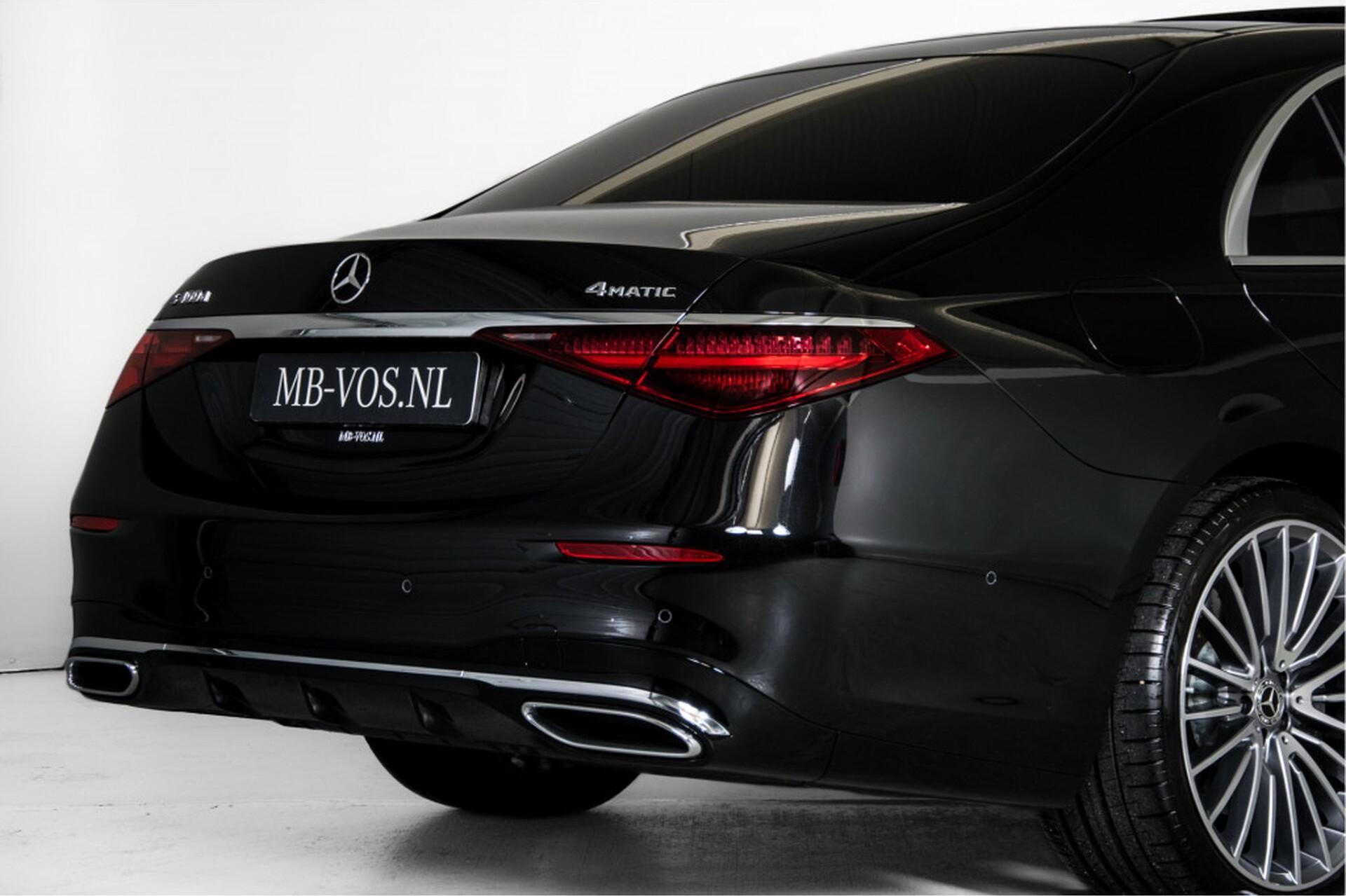 """Mercedes-Benz S-Klasse 400d Lang 4-M AMG Premium Plus 21""""/Massage/Head-Up/Digital Light/Ruitleder Aut9 Foto 54"""