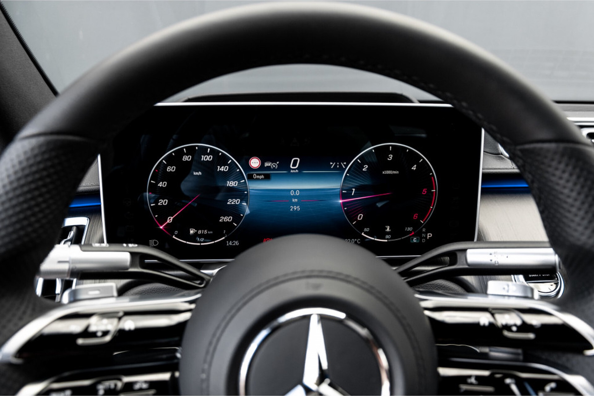 """Mercedes-Benz S-Klasse 400d Lang 4-M AMG Premium Plus 21""""/Massage/Head-Up/Digital Light/Ruitleder Aut9 Foto 9"""