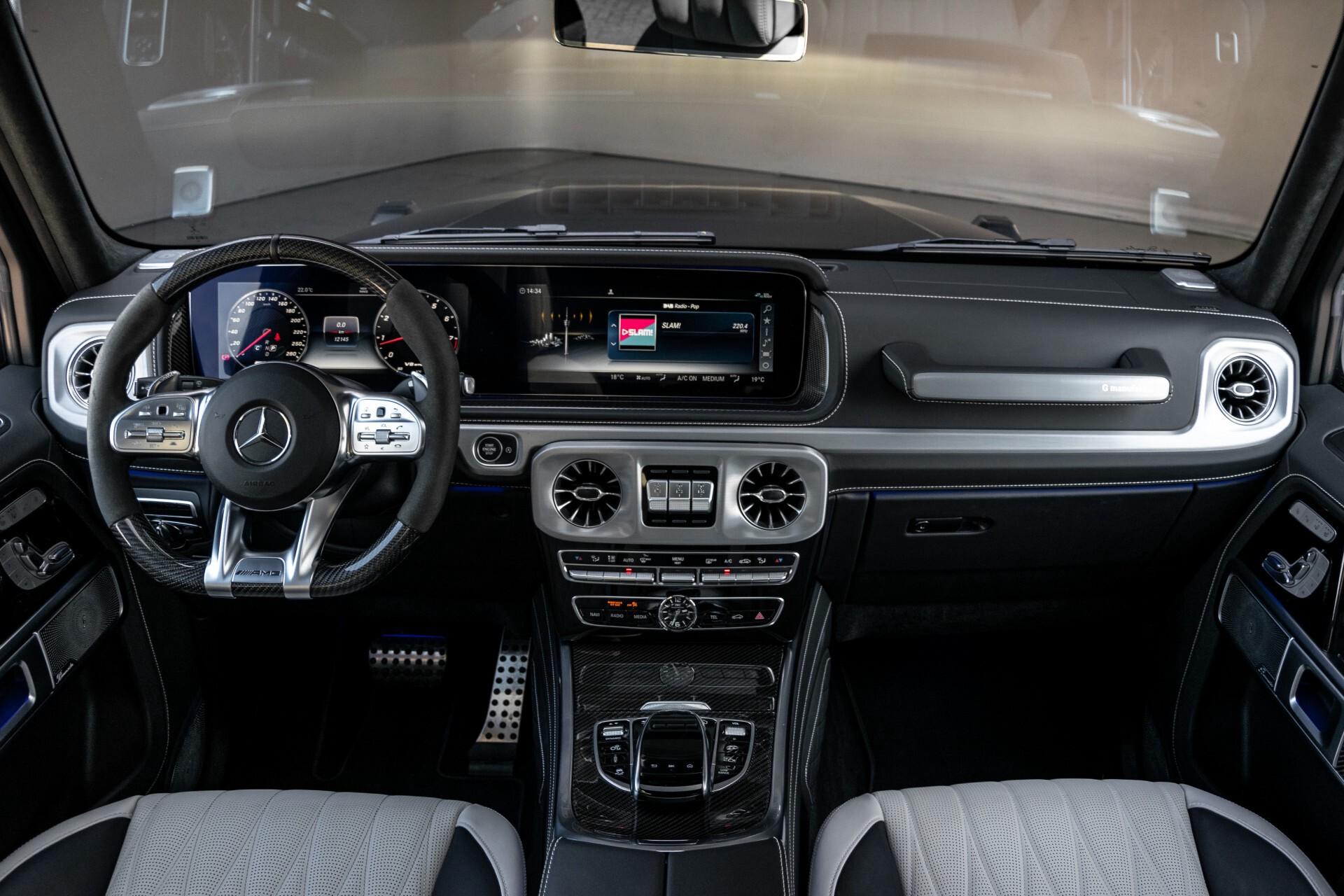 Mercedes-Benz G-Klasse 63 Manufaktur/Carbon/Massage/Entertainment/Drivers Package/TV Aut9 Foto 10
